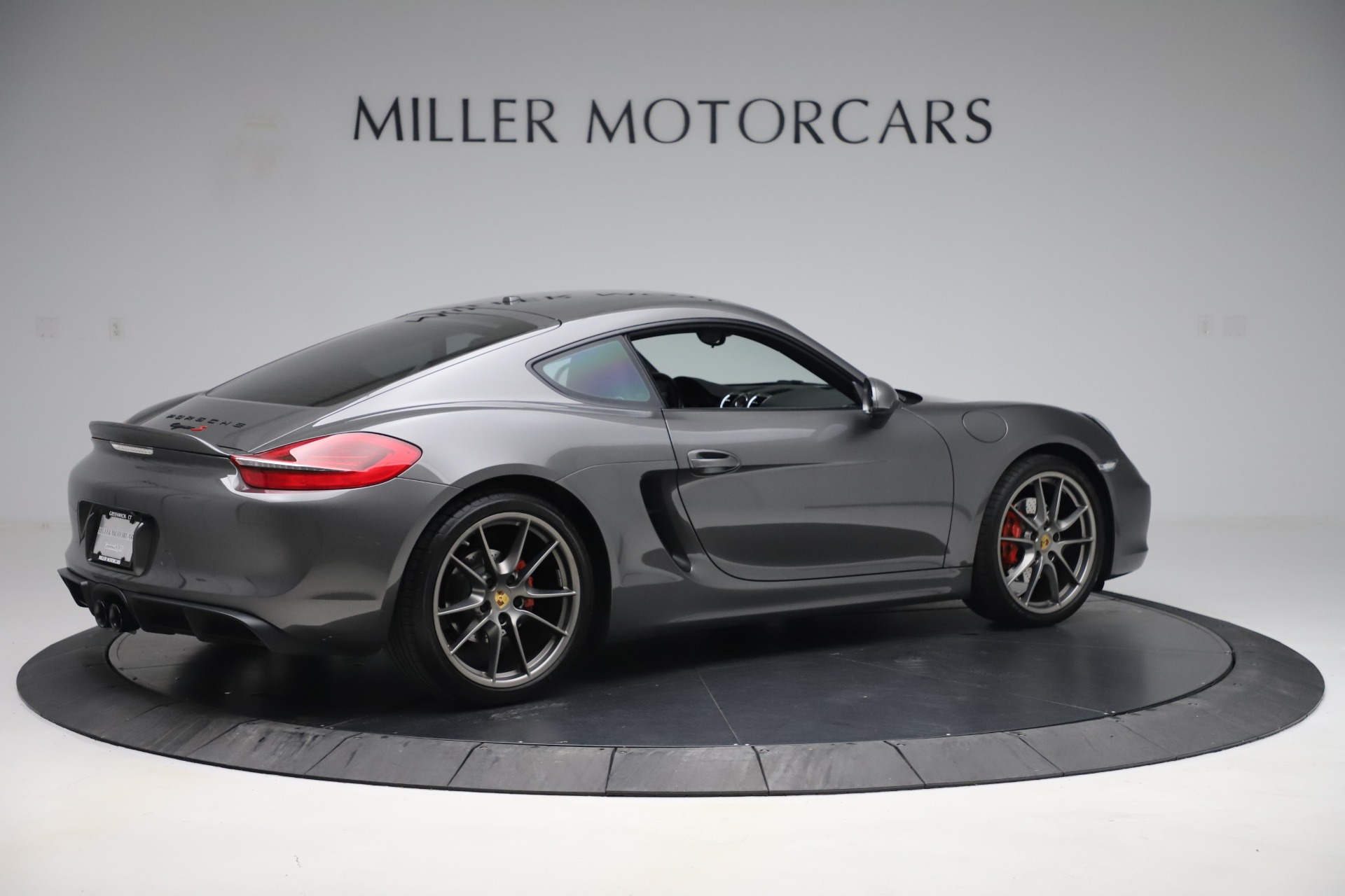 Used 2015 Porsche Cayman S For Sale In Westport, CT 3586_p8