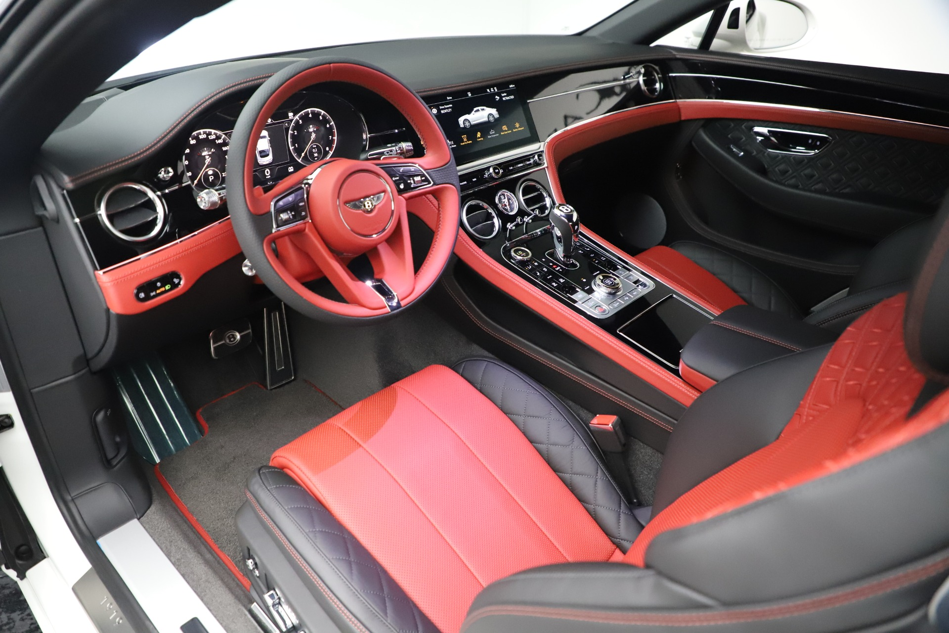 New 2020 Bentley Continental GT V8 For Sale In Westport, CT 3590_p23