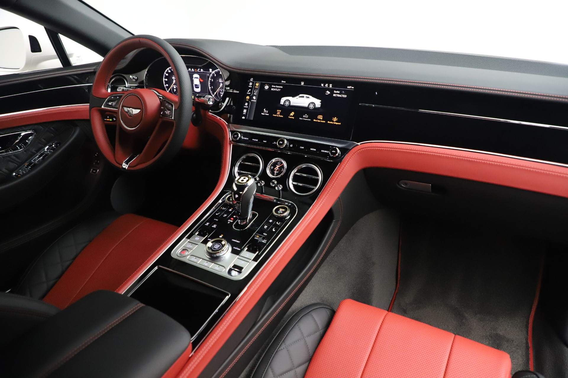 New 2020 Bentley Continental GT V8 For Sale In Westport, CT 3590_p31