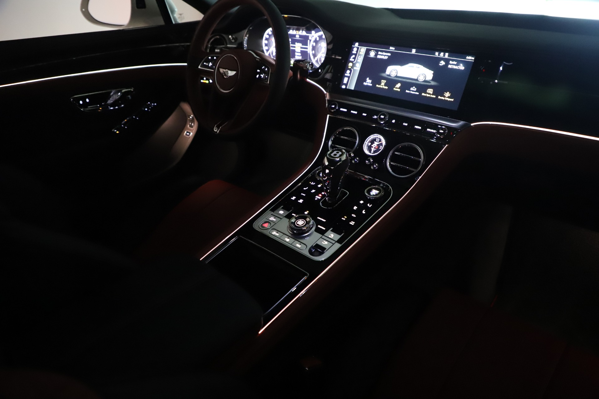 New 2020 Bentley Continental GT V8 For Sale In Westport, CT 3590_p34