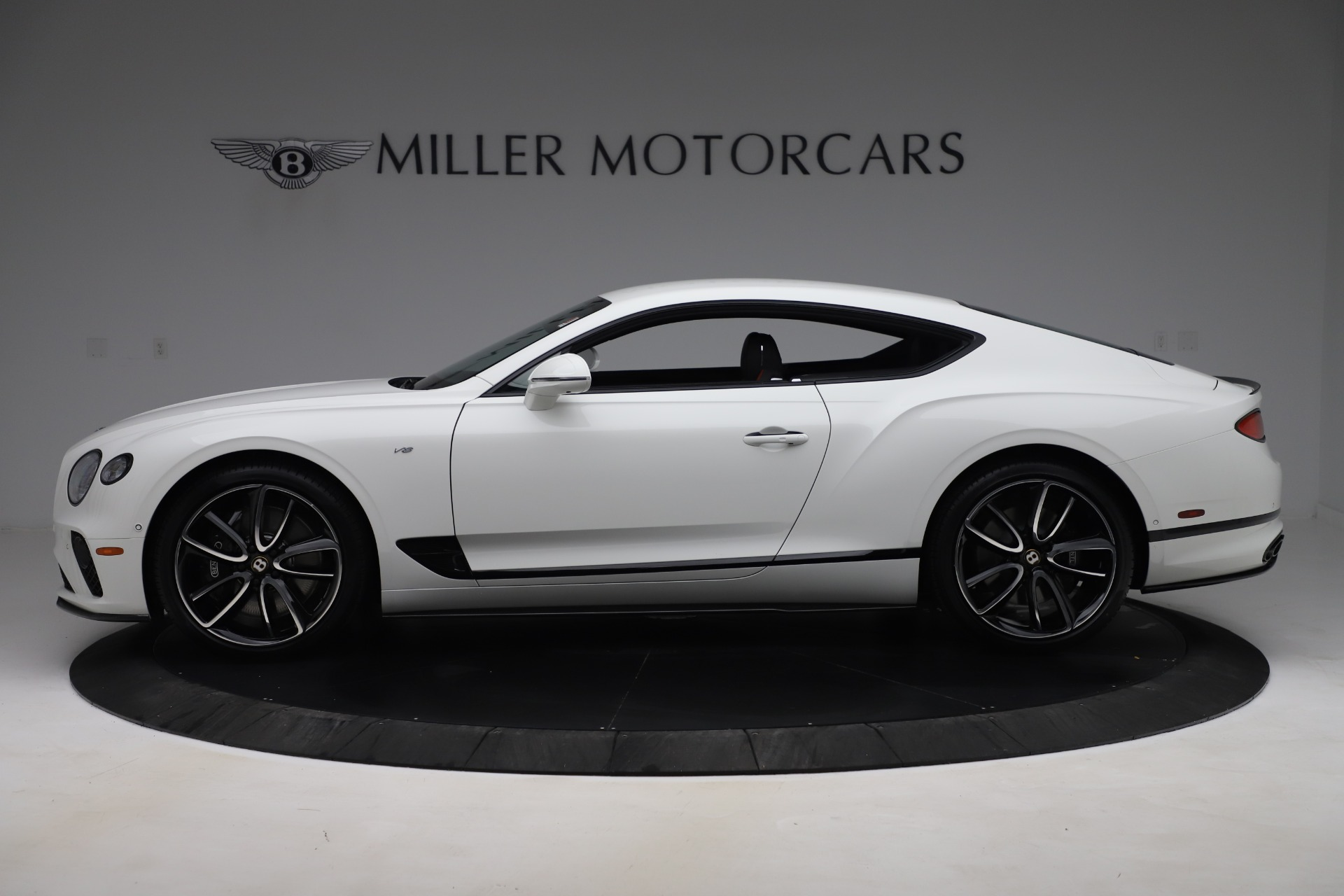 New 2020 Bentley Continental GT V8 For Sale In Westport, CT 3590_p4