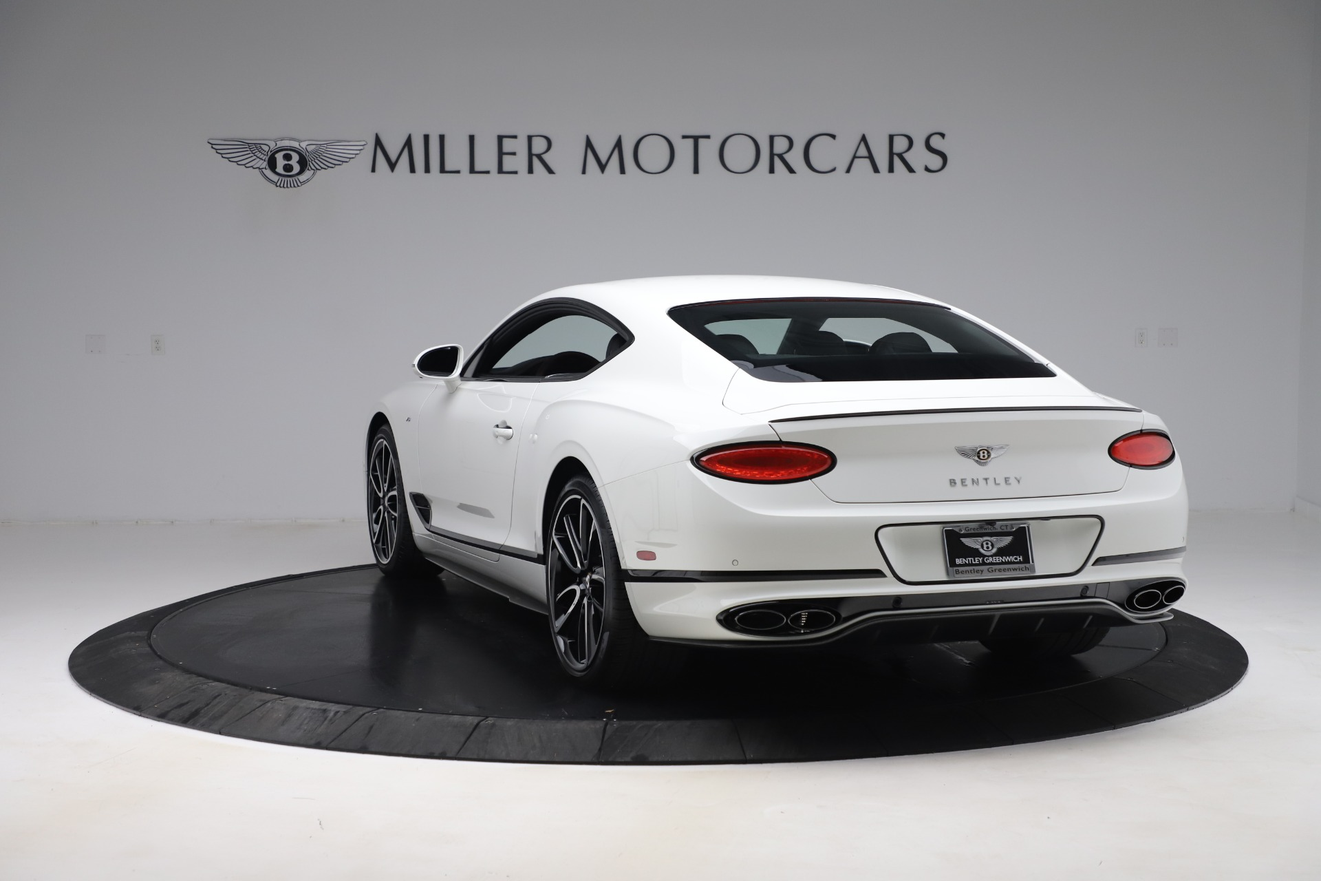 New 2020 Bentley Continental GT V8 For Sale In Westport, CT 3590_p7