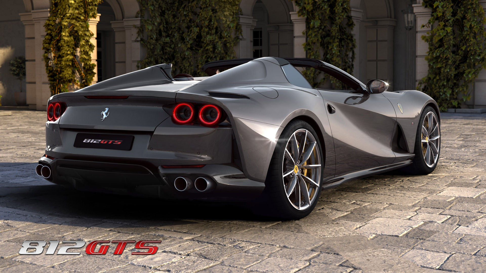 New 2020 Ferrari 812GTS  For Sale In Westport, CT 3593_p5