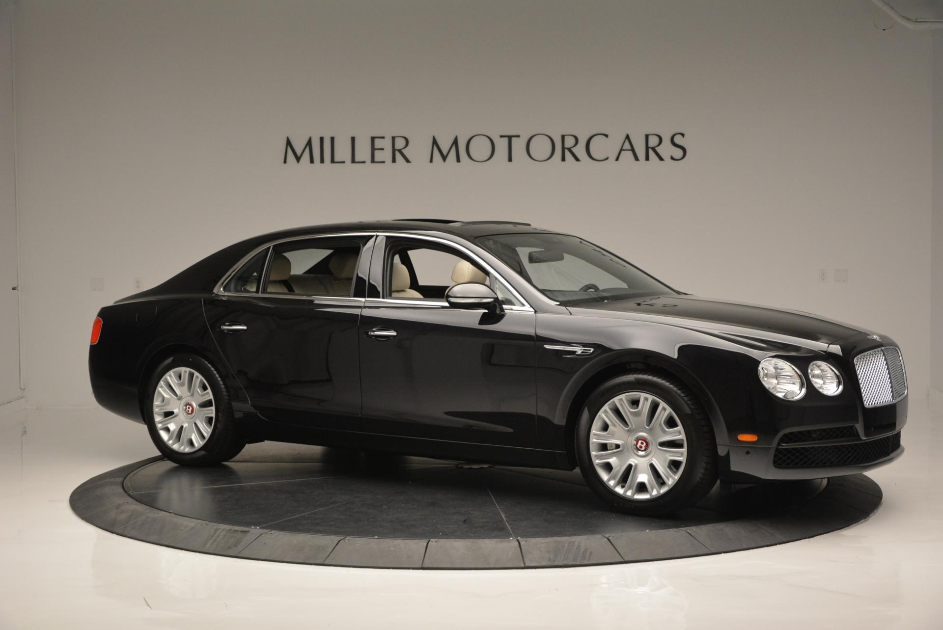 Used 2016 Bentley Flying Spur V8  For Sale In Westport, CT 36_p10