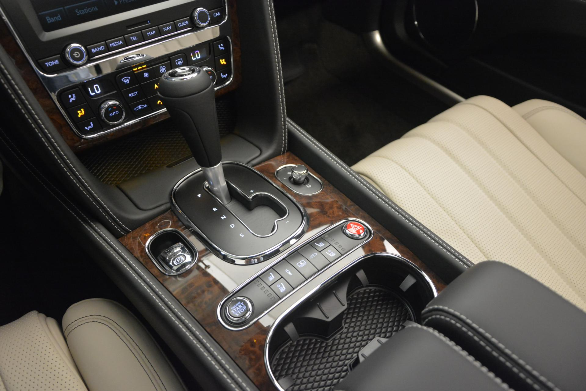Used 2016 Bentley Flying Spur V8  For Sale In Westport, CT 36_p28