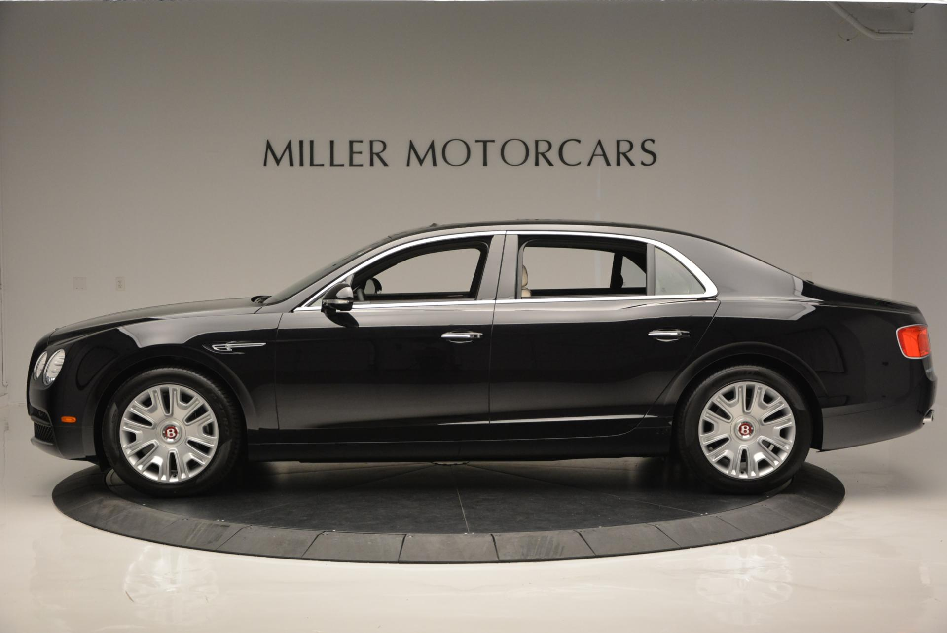 Used 2016 Bentley Flying Spur V8  For Sale In Westport, CT 36_p3