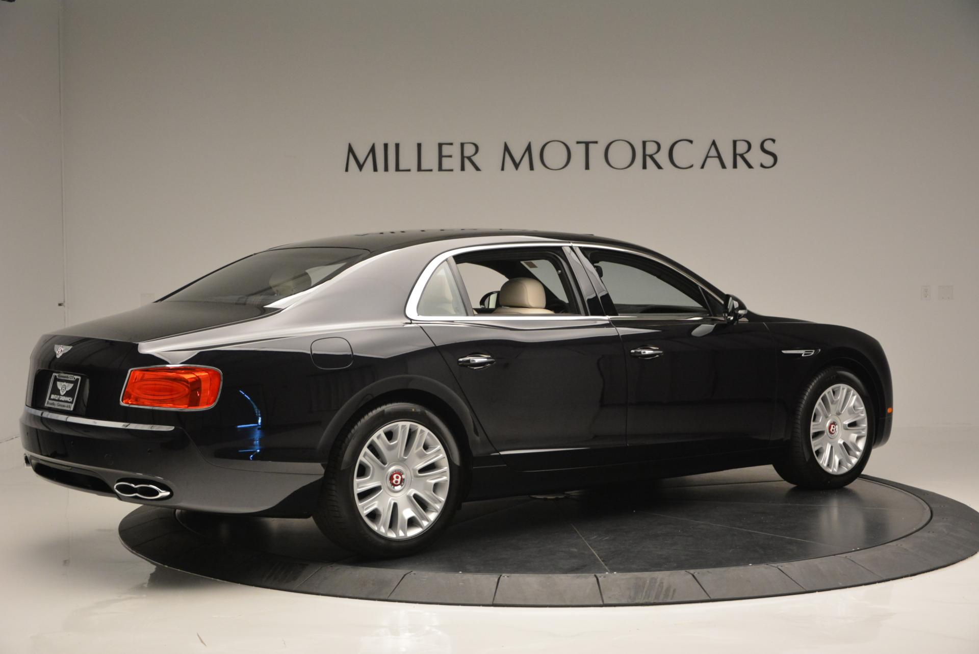 Used 2016 Bentley Flying Spur V8  For Sale In Westport, CT 36_p8
