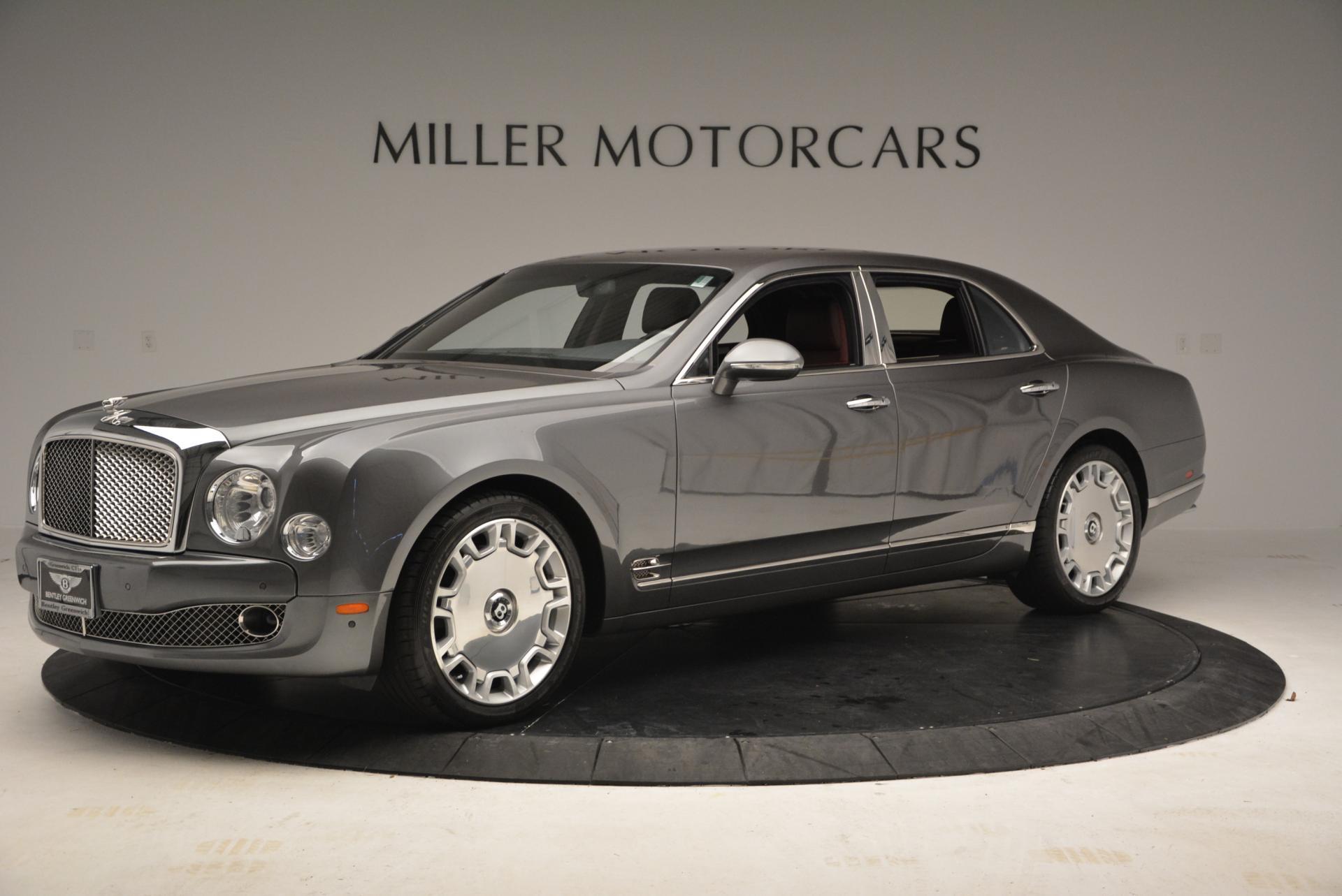 Used 2011 Bentley Mulsanne  For Sale In Westport, CT 38_p2