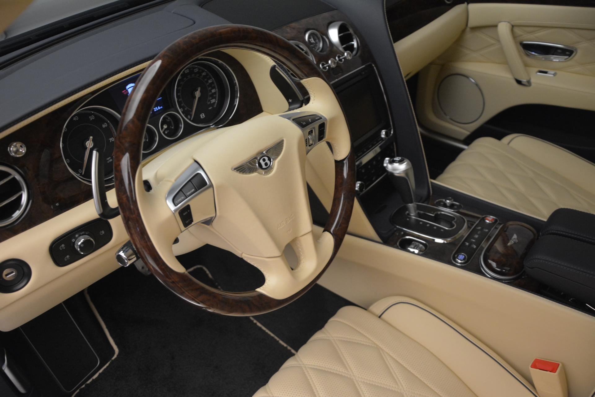 Used 2016 Bentley Flying Spur W12 For Sale In Westport, CT 39_p13