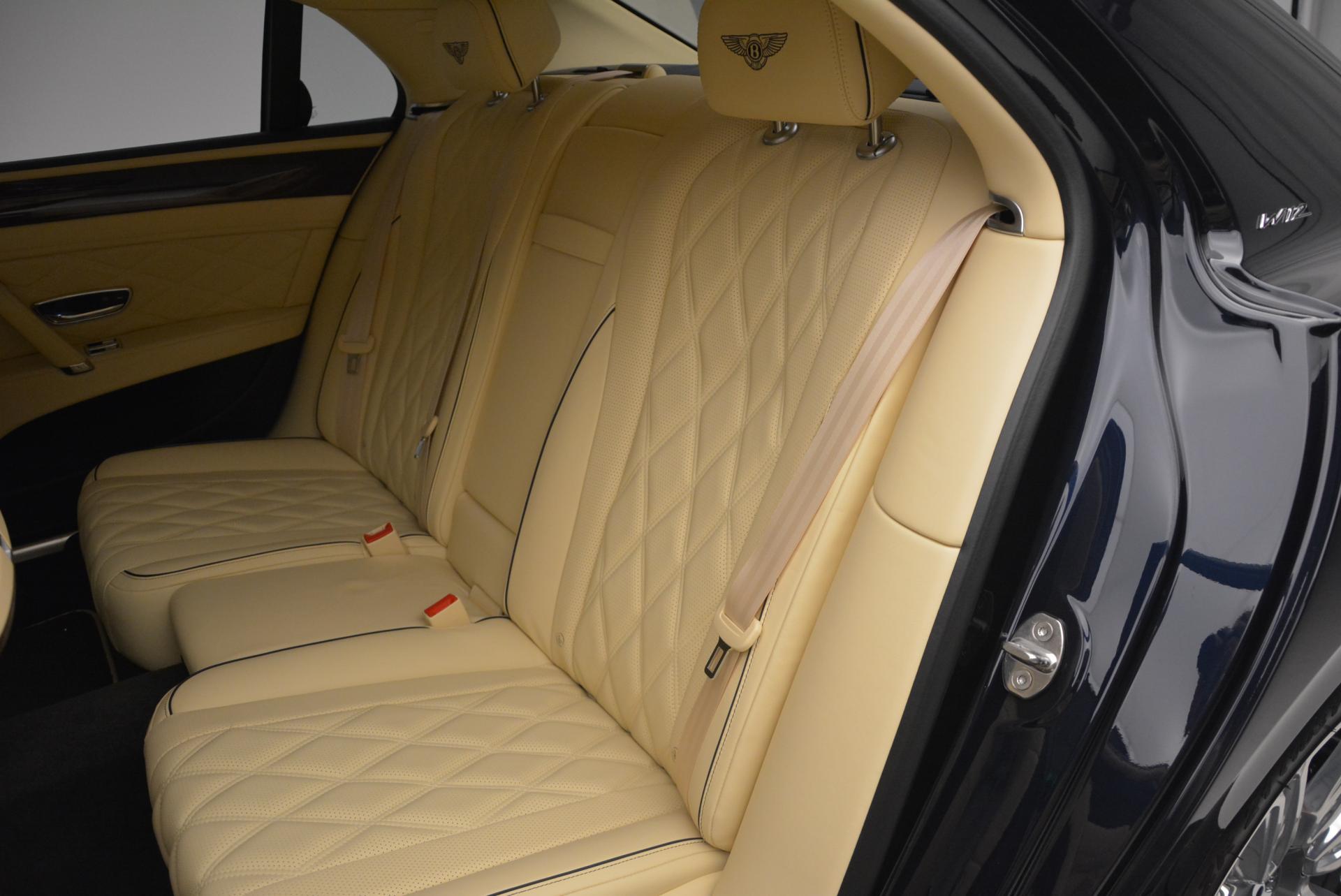 Used 2016 Bentley Flying Spur W12 For Sale In Westport, CT 39_p17