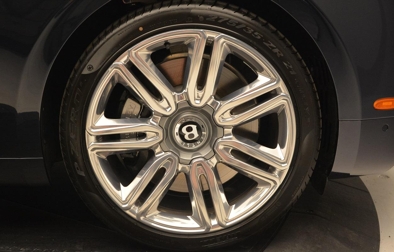 Used 2016 Bentley Flying Spur W12 For Sale In Westport, CT 39_p29