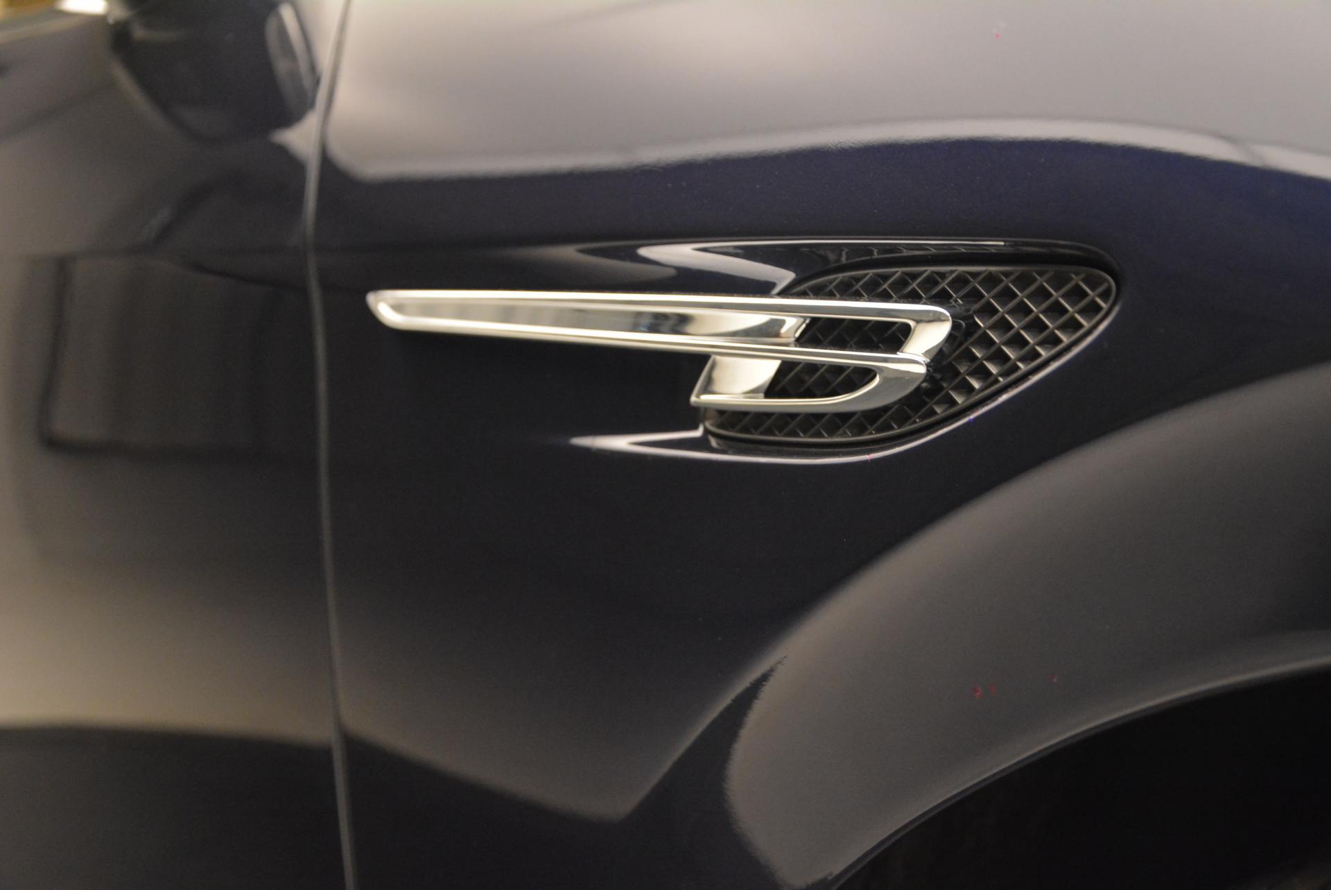 Used 2016 Bentley Flying Spur W12 For Sale In Westport, CT 39_p30