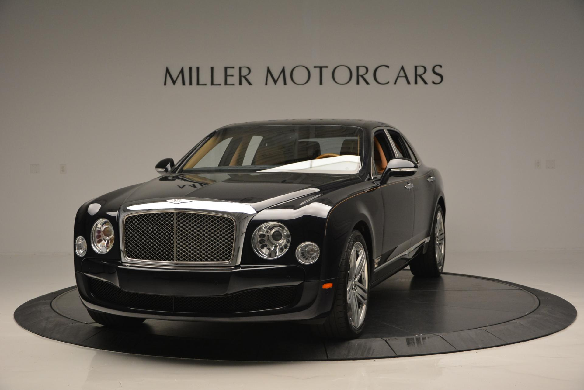 Used 2013 Bentley Mulsanne Le Mans Edition- Number 1 of 48 For Sale In Westport, CT