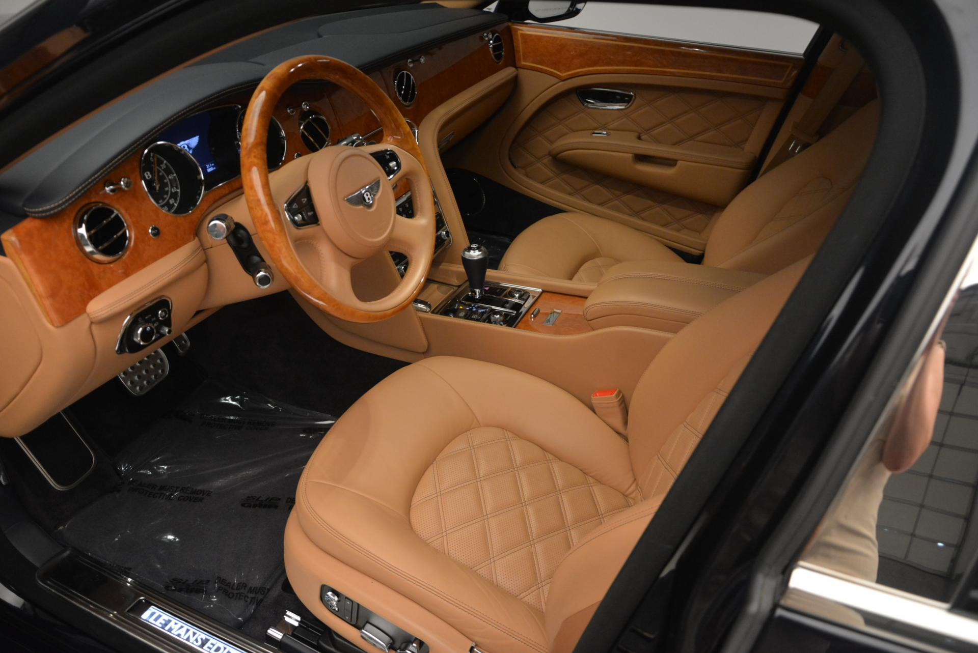 Used 2013 Bentley Mulsanne Le Mans Edition- Number 1 of 48 For Sale In Westport, CT 40_p18