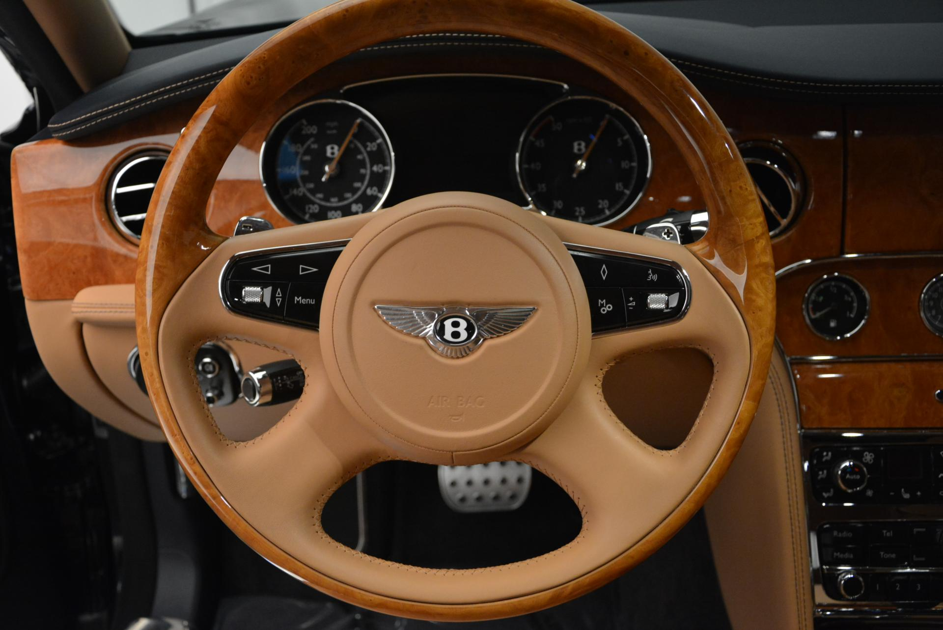 Used 2013 Bentley Mulsanne Le Mans Edition- Number 1 of 48 For Sale In Westport, CT 40_p29