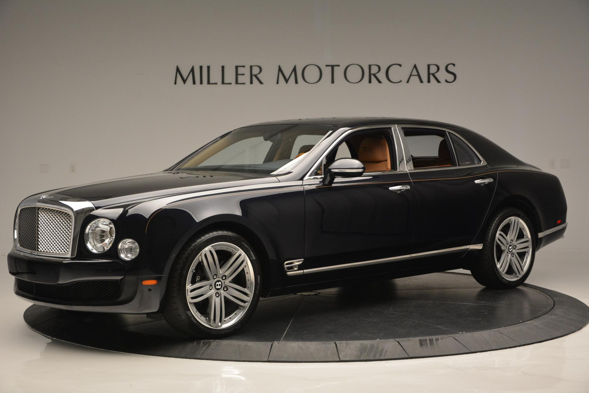 Used 2013 Bentley Mulsanne Le Mans Edition- Number 1 of 48 For Sale In Westport, CT 40_p2