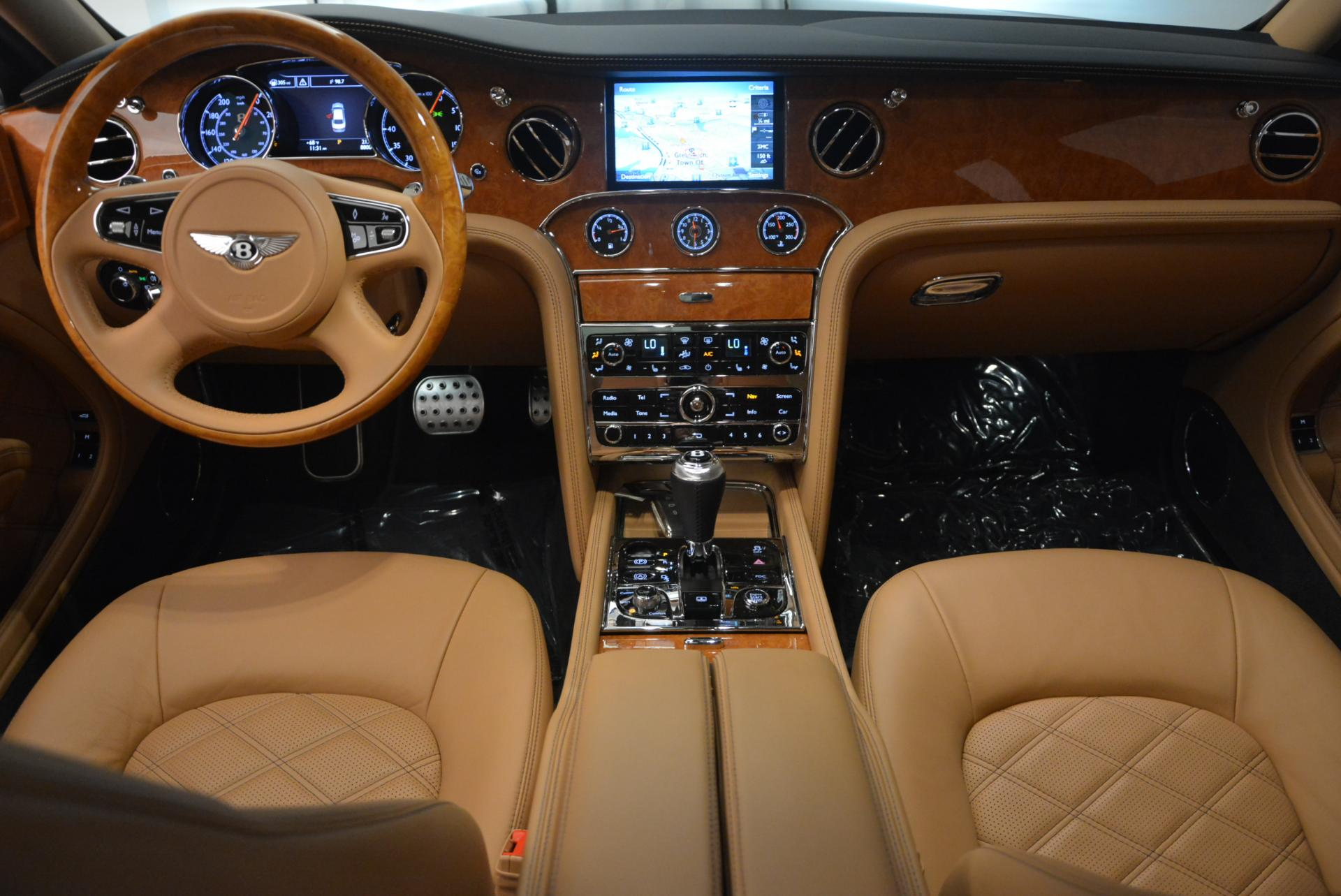 Used 2013 Bentley Mulsanne Le Mans Edition- Number 1 of 48 For Sale In Westport, CT 40_p30