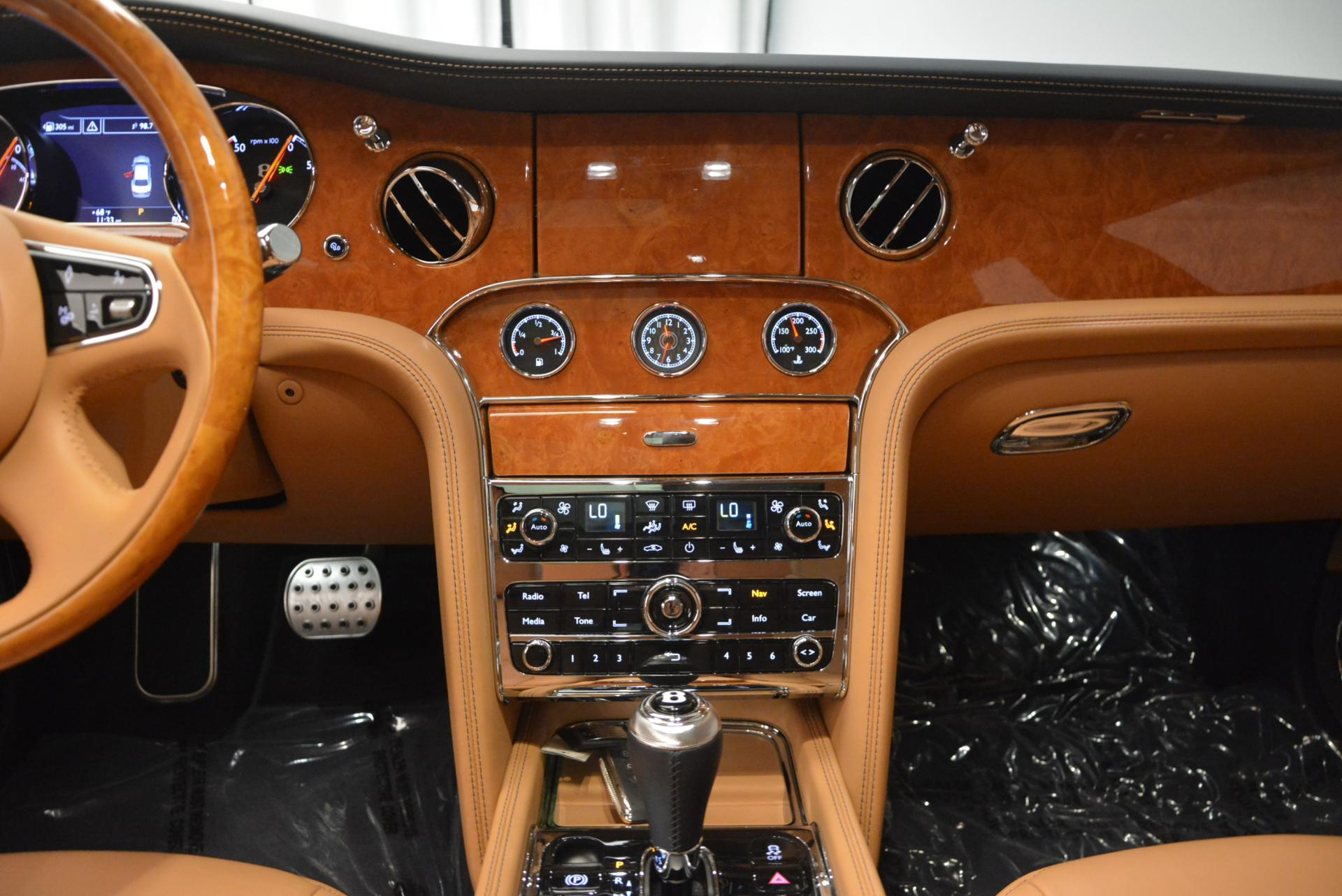 Used 2013 Bentley Mulsanne Le Mans Edition- Number 1 of 48 For Sale In Westport, CT 40_p33