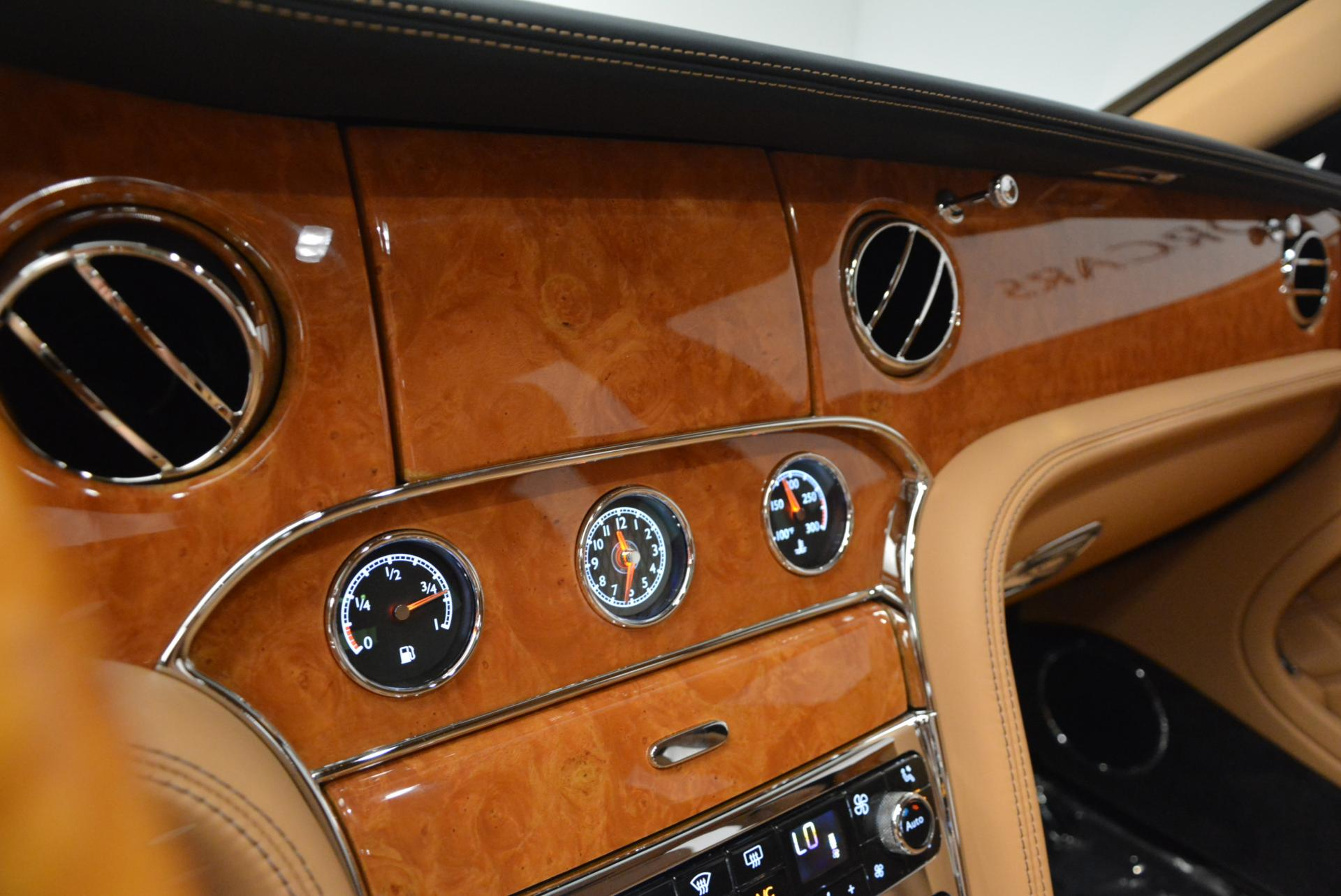 Used 2013 Bentley Mulsanne Le Mans Edition- Number 1 of 48 For Sale In Westport, CT 40_p36
