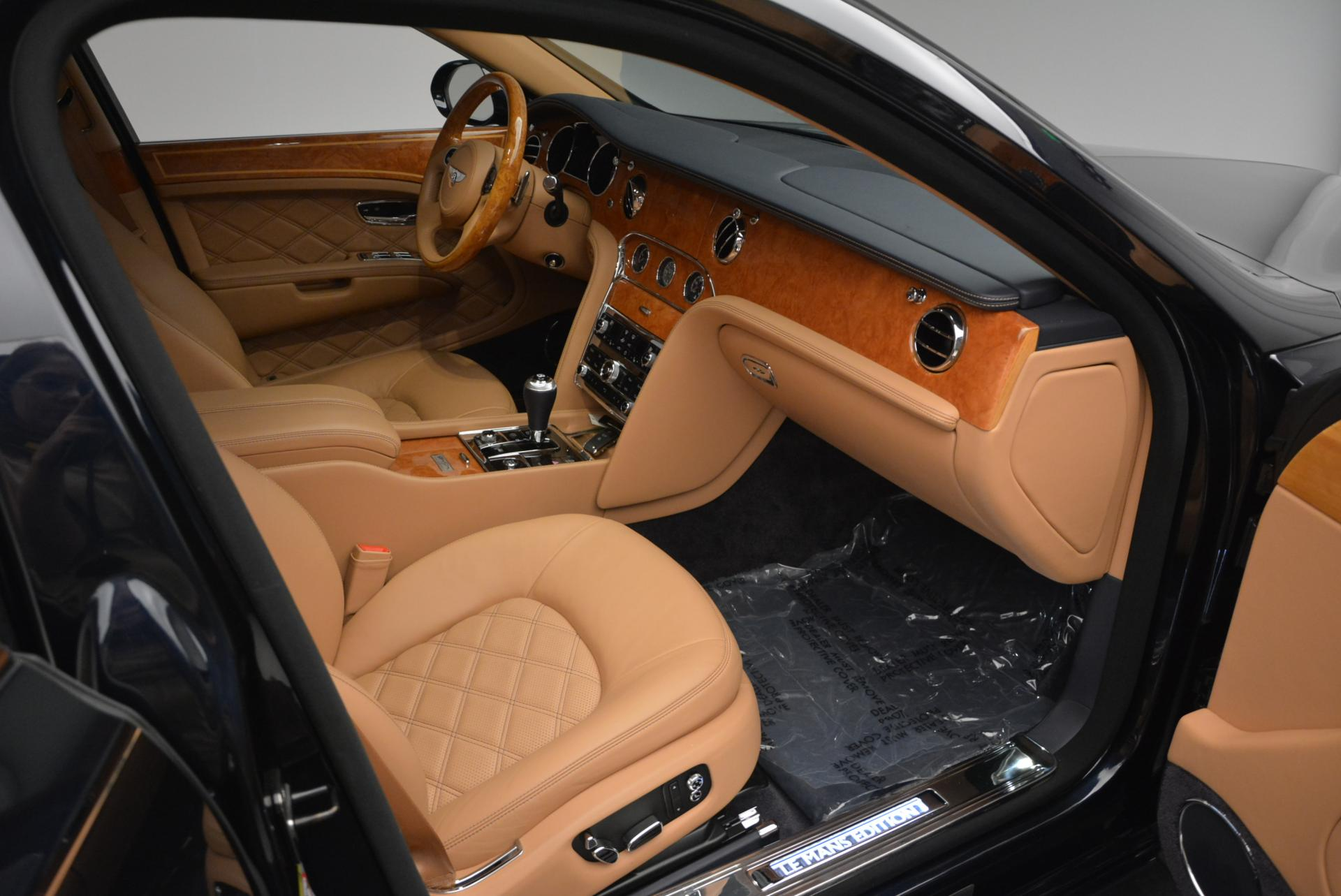 Used 2013 Bentley Mulsanne Le Mans Edition- Number 1 of 48 For Sale In Westport, CT 40_p38