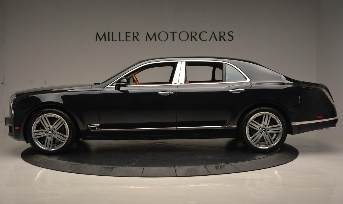 Used 2013 Bentley Mulsanne Le Mans Edition- Number 1 of 48 For Sale In Westport, CT 40_p3