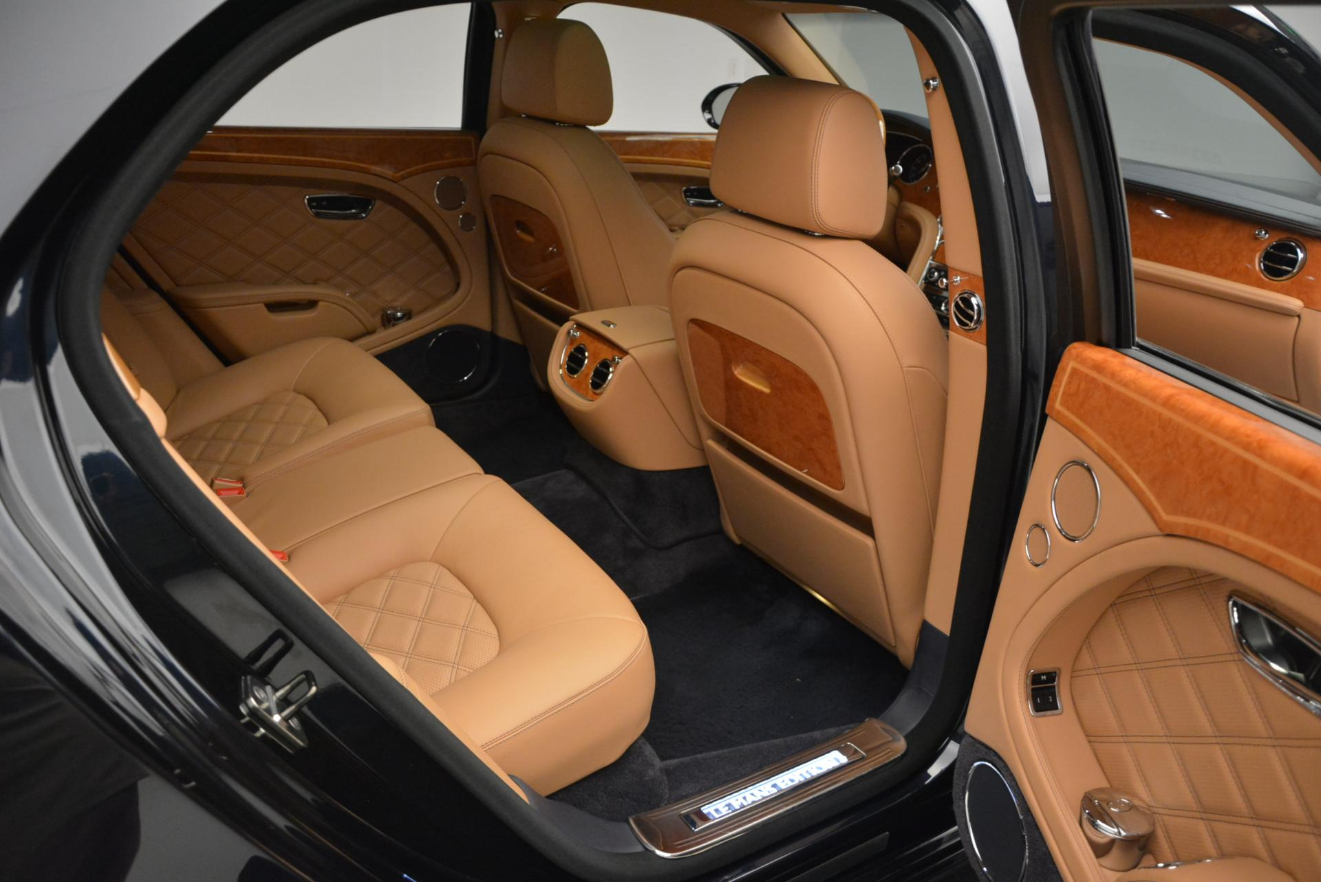 Used 2013 Bentley Mulsanne Le Mans Edition- Number 1 of 48 For Sale In Westport, CT 40_p41
