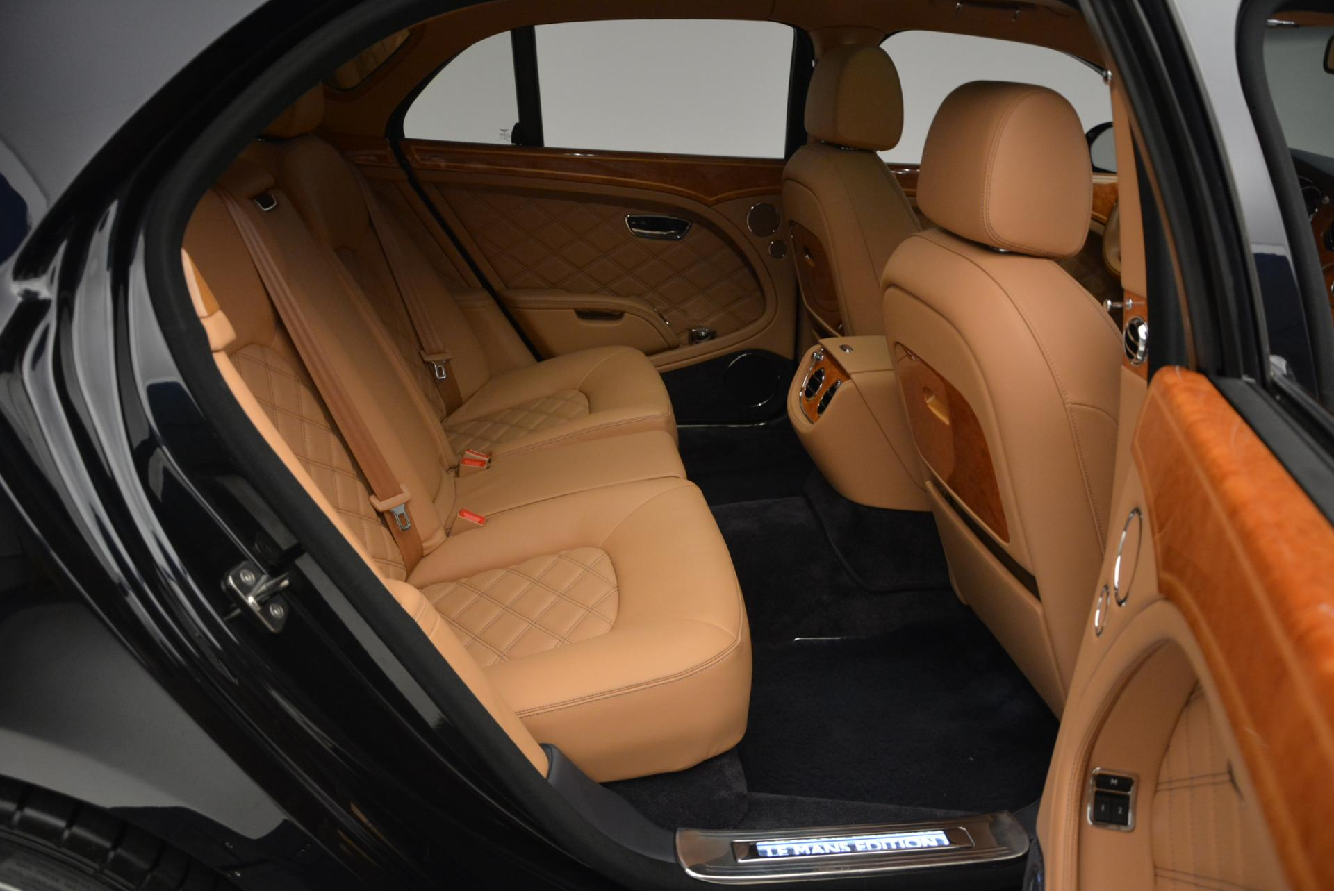 Used 2013 Bentley Mulsanne Le Mans Edition- Number 1 of 48 For Sale In Westport, CT 40_p42