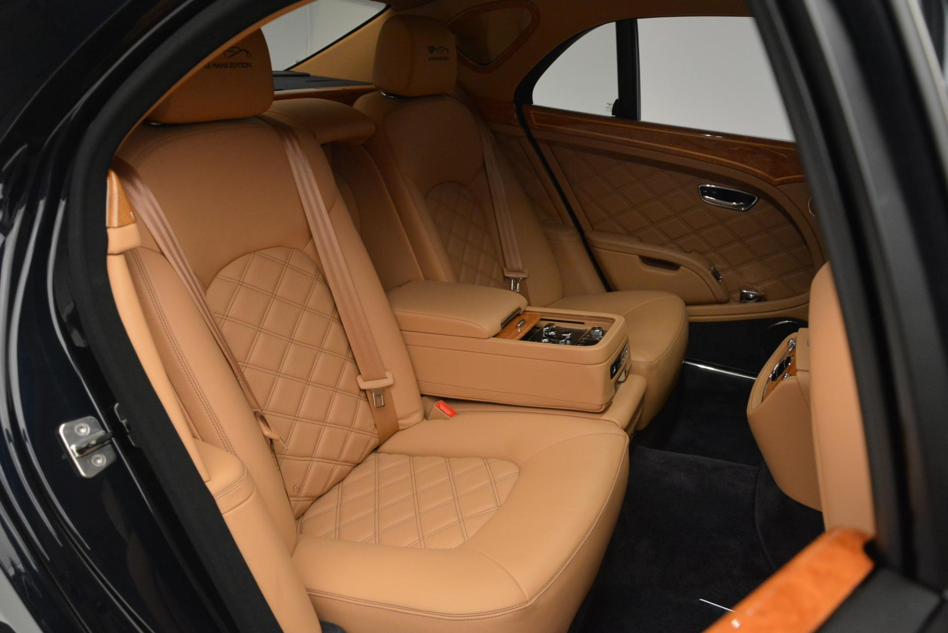 Used 2013 Bentley Mulsanne Le Mans Edition- Number 1 of 48 For Sale In Westport, CT 40_p43