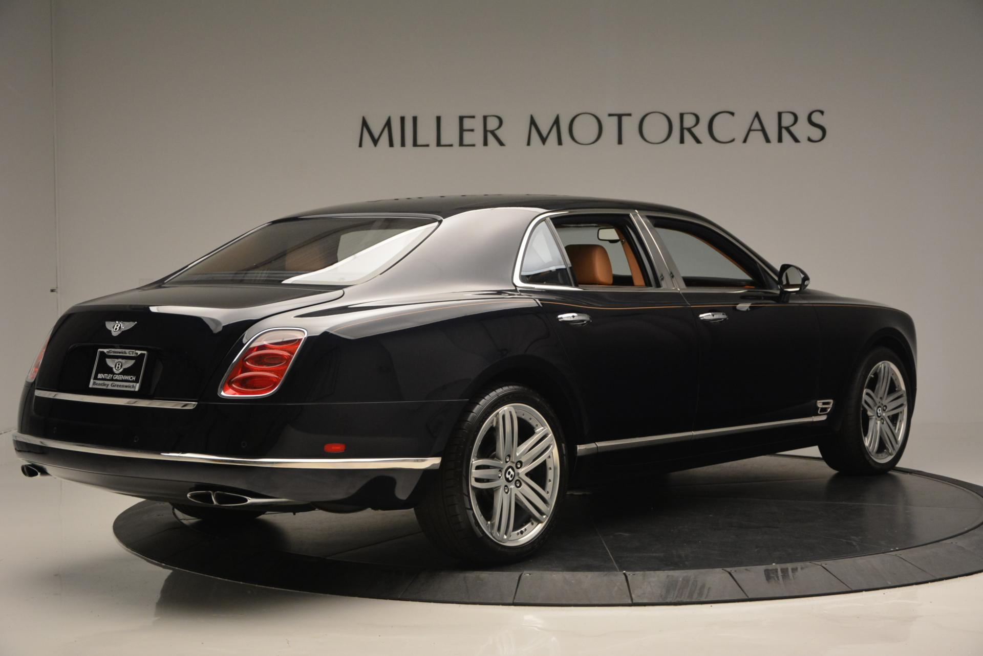 Used 2013 Bentley Mulsanne Le Mans Edition- Number 1 of 48 For Sale In Westport, CT 40_p8