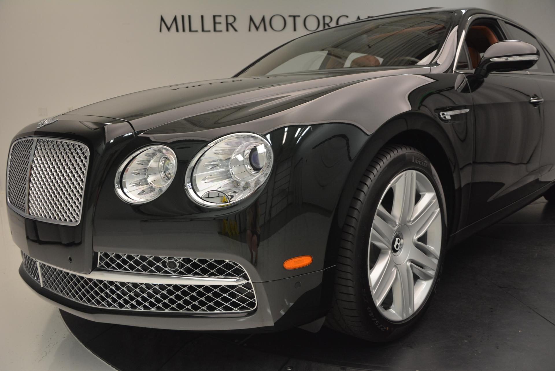 Used 2016 Bentley Flying Spur W12  For Sale In Westport, CT 41_p22