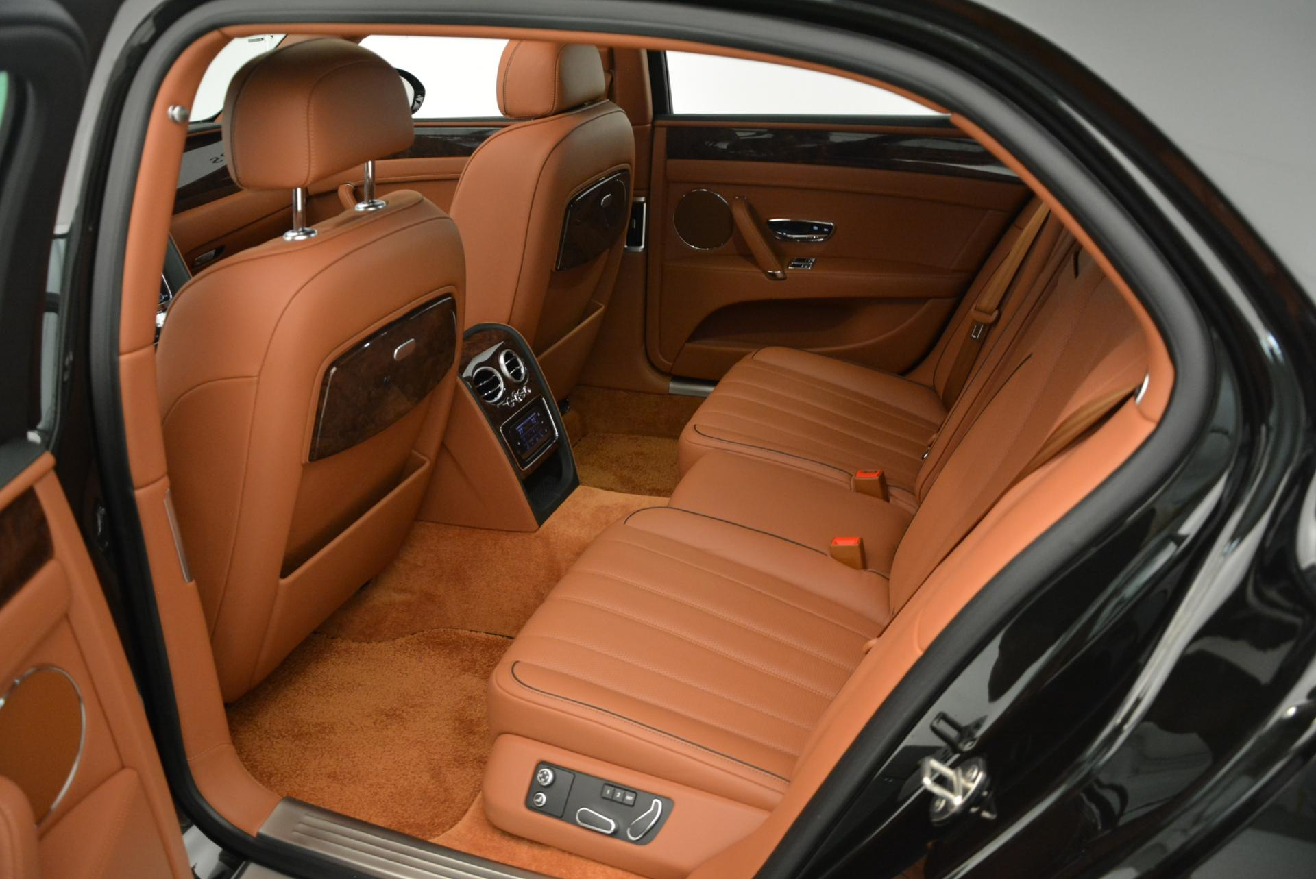 Used 2016 Bentley Flying Spur W12  For Sale In Westport, CT 41_p30