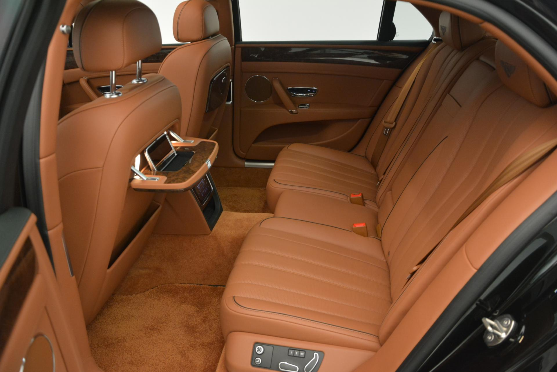 Used 2016 Bentley Flying Spur W12  For Sale In Westport, CT 41_p31