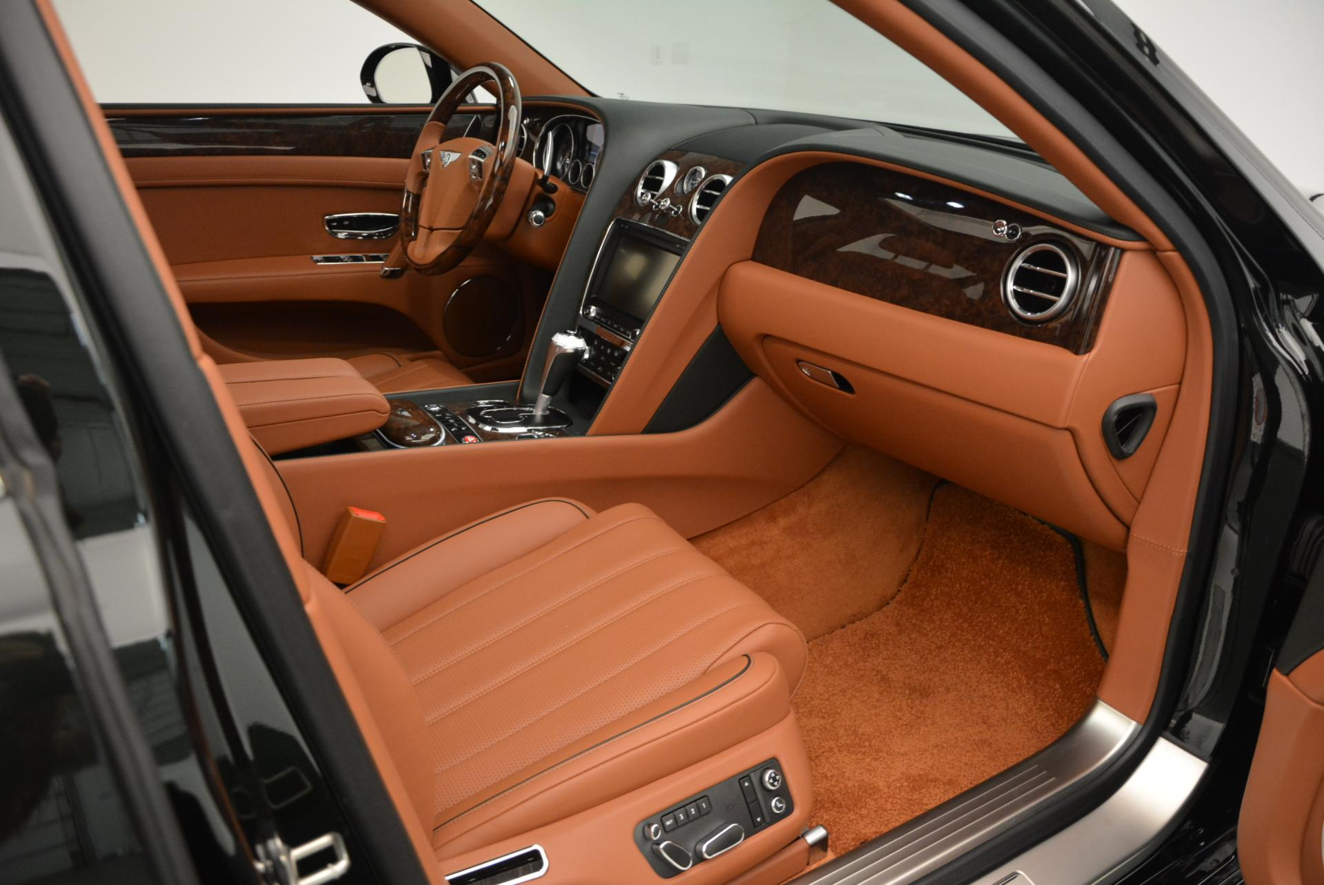 Used 2016 Bentley Flying Spur W12  For Sale In Westport, CT 41_p40