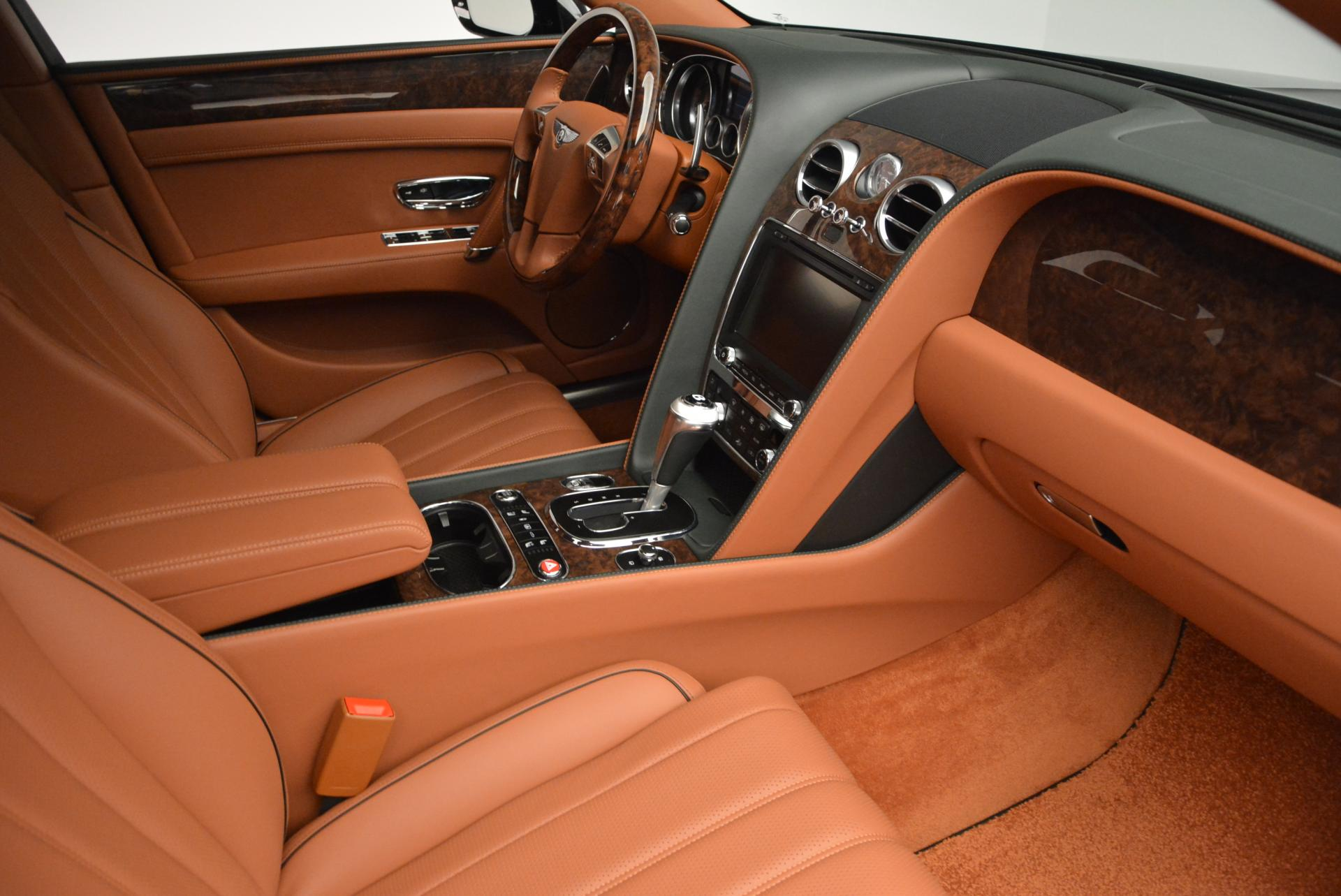Used 2016 Bentley Flying Spur W12  For Sale In Westport, CT 41_p41