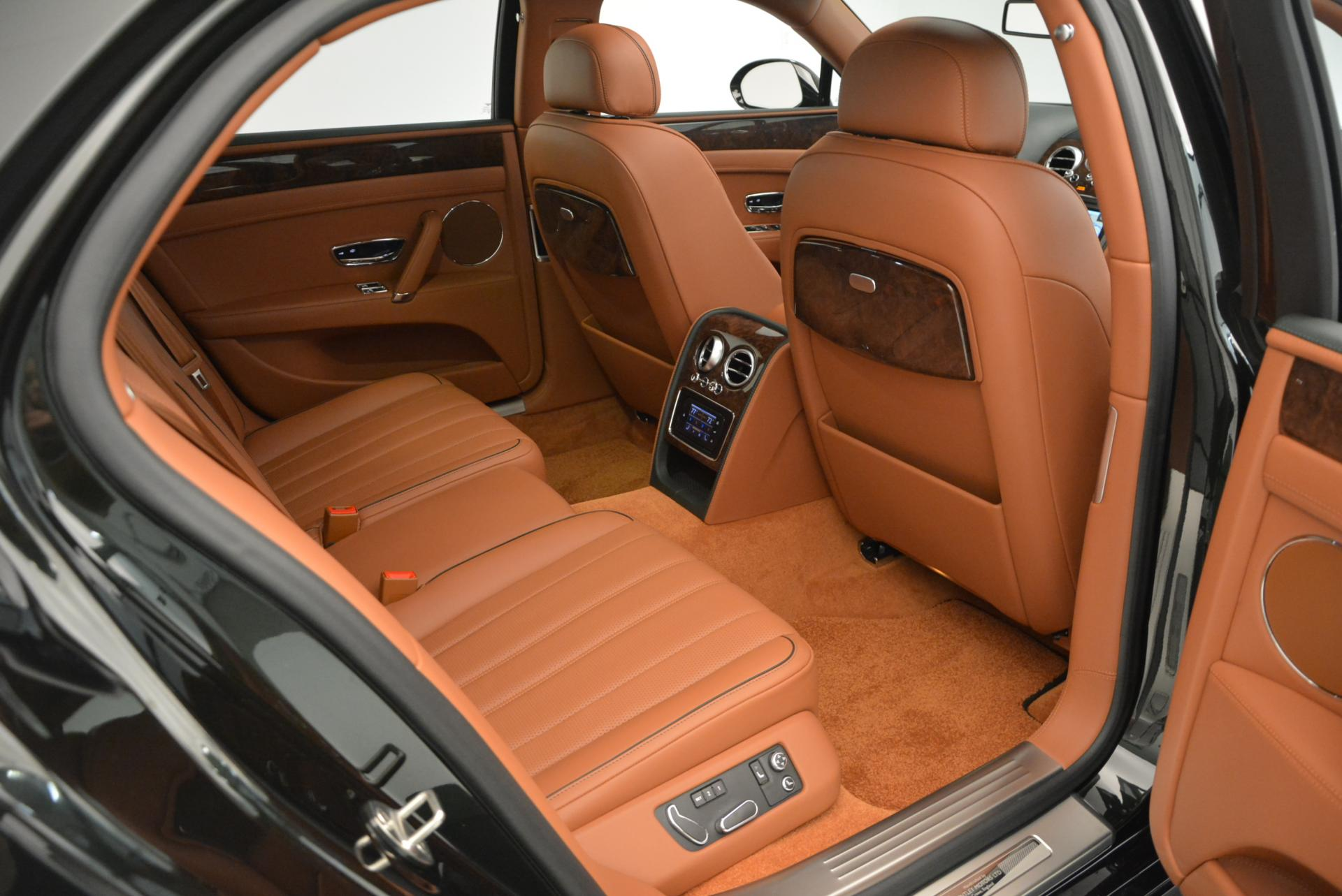 Used 2016 Bentley Flying Spur W12  For Sale In Westport, CT 41_p44
