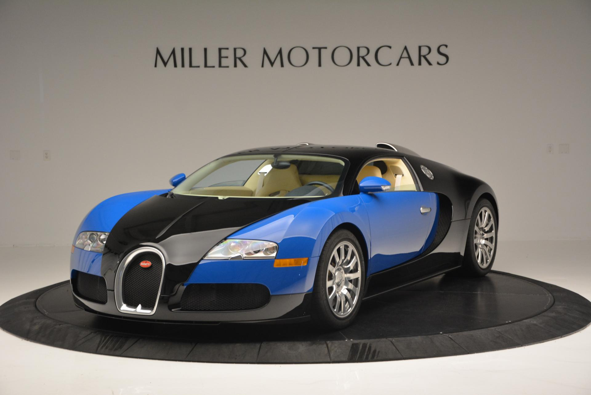 Used 2006 Bugatti Veyron 16.4  For Sale In Westport, CT 43_p2