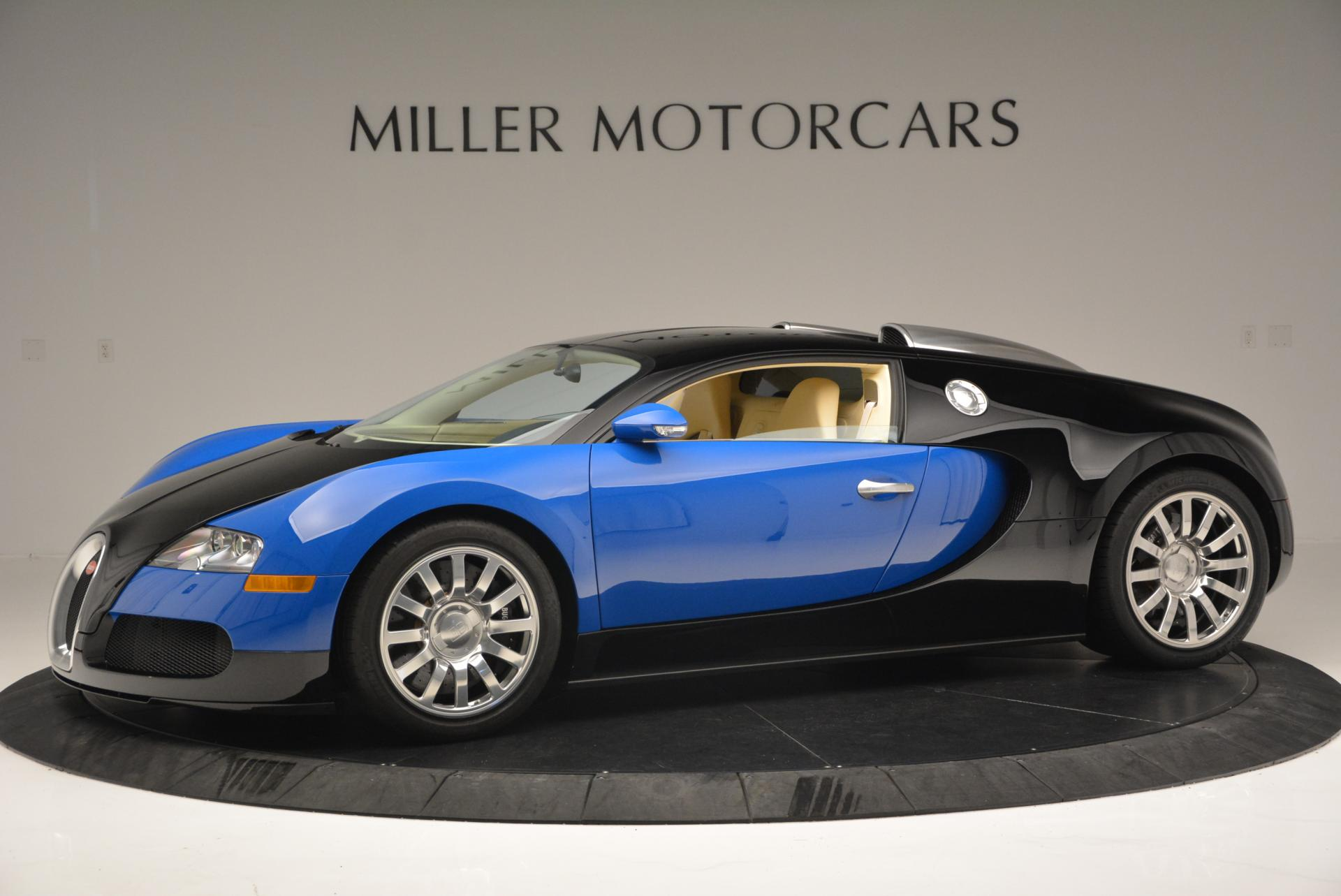 Used 2006 Bugatti Veyron 16.4  For Sale In Westport, CT 43_p4