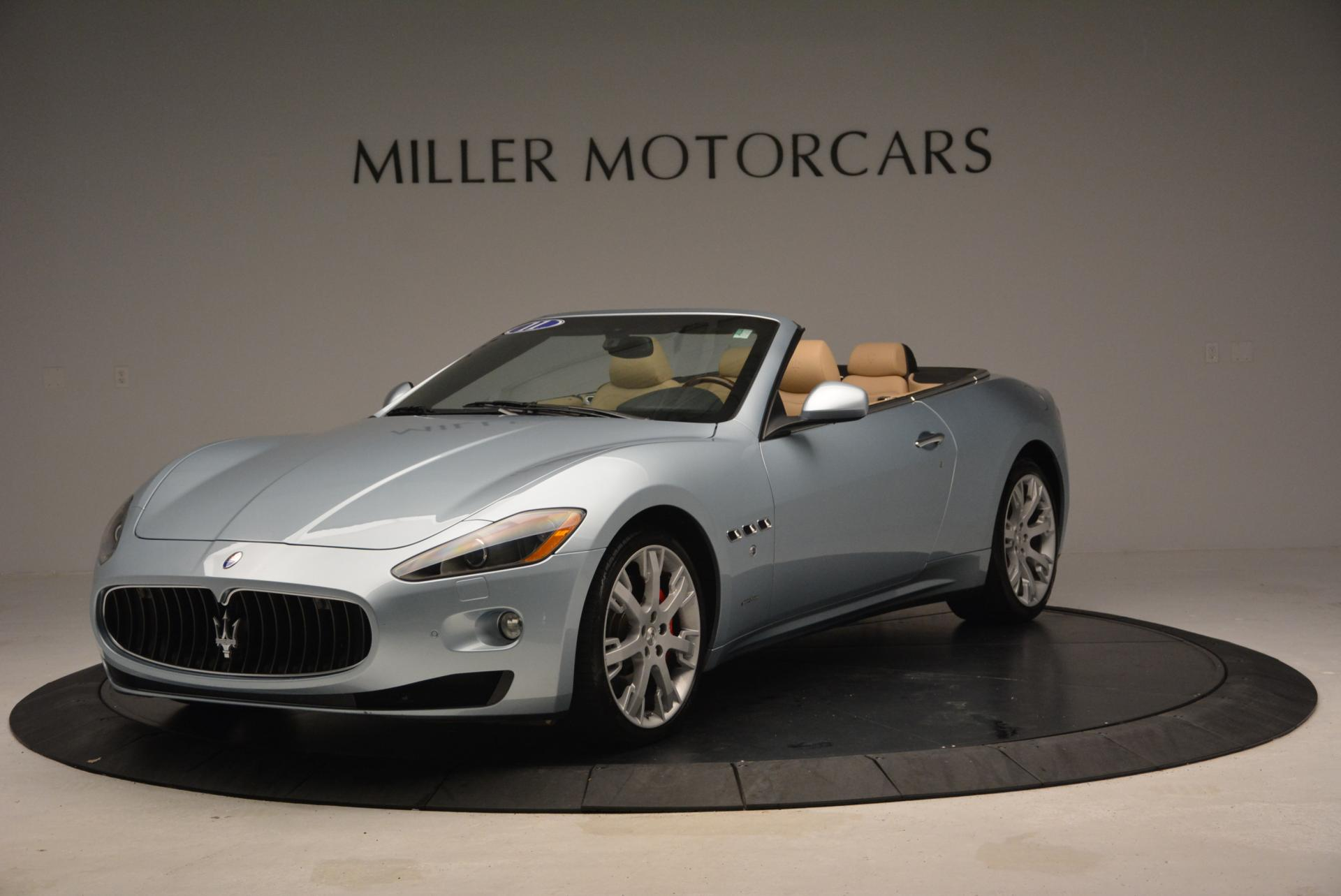 Used 2011 Maserati GranTurismo  For Sale In Westport, CT 45_main
