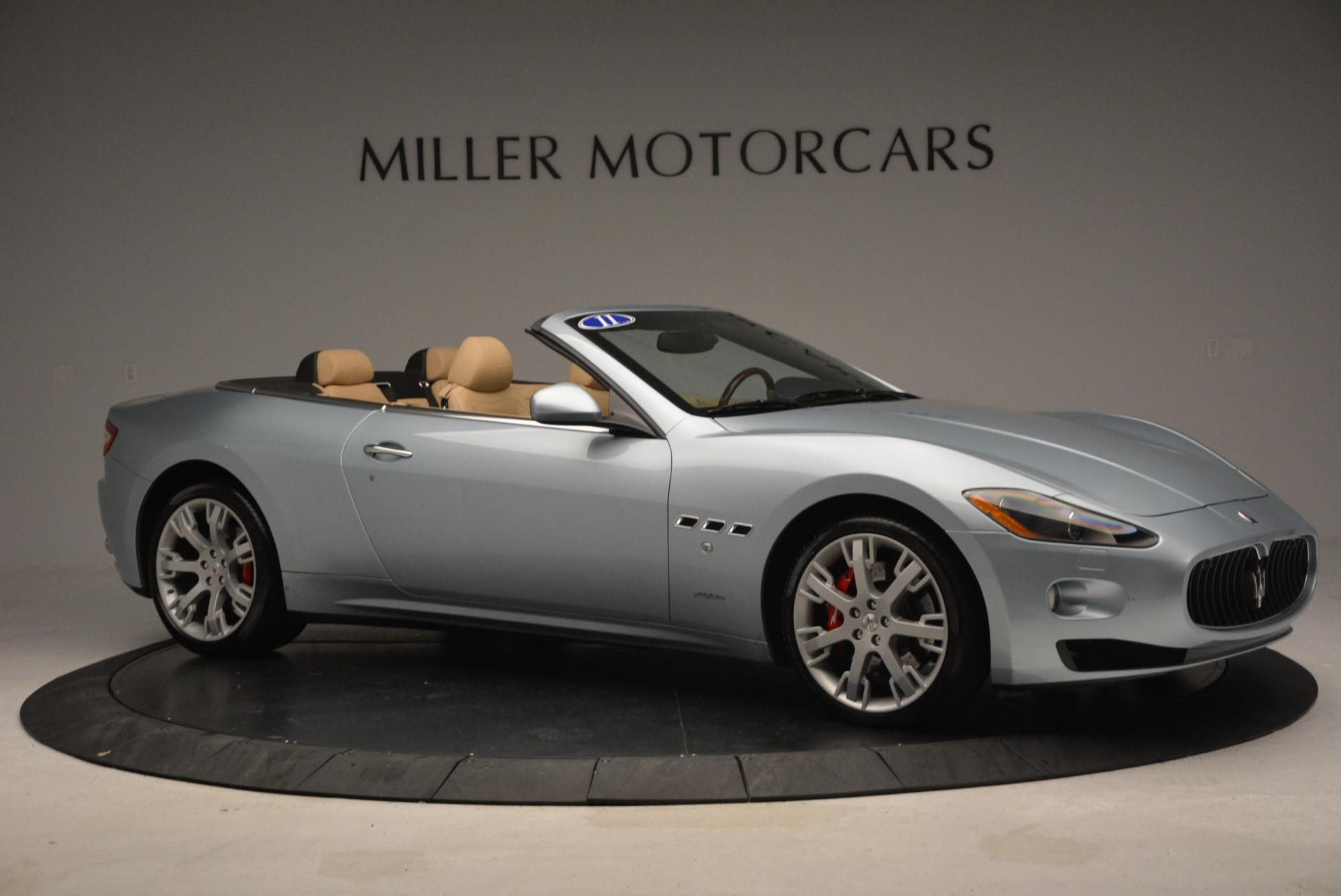 Used 2011 Maserati GranTurismo  For Sale In Westport, CT 45_p10