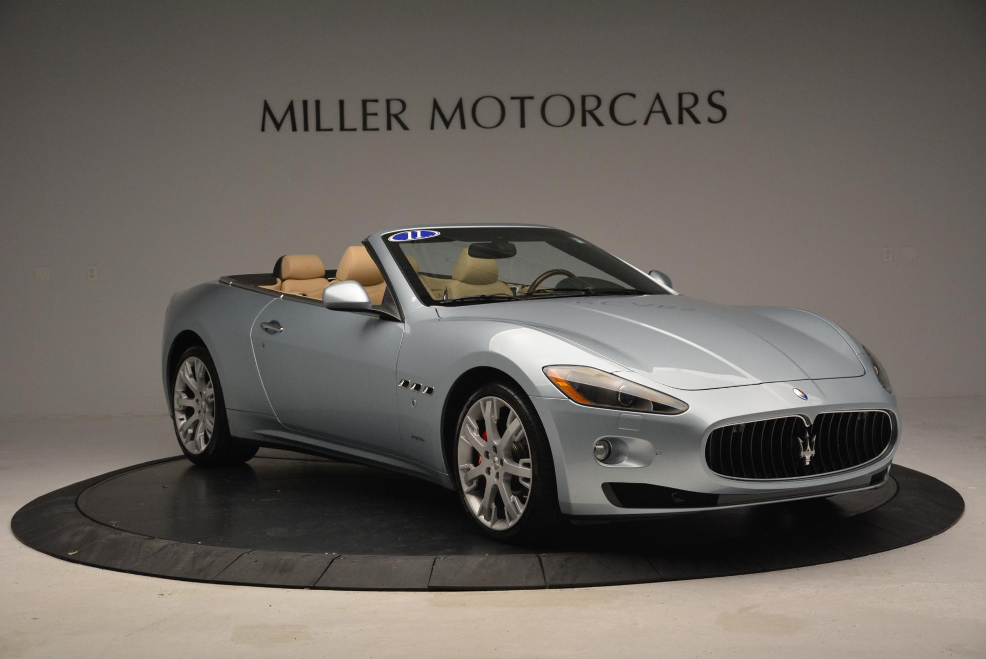 Used 2011 Maserati GranTurismo  For Sale In Westport, CT 45_p11