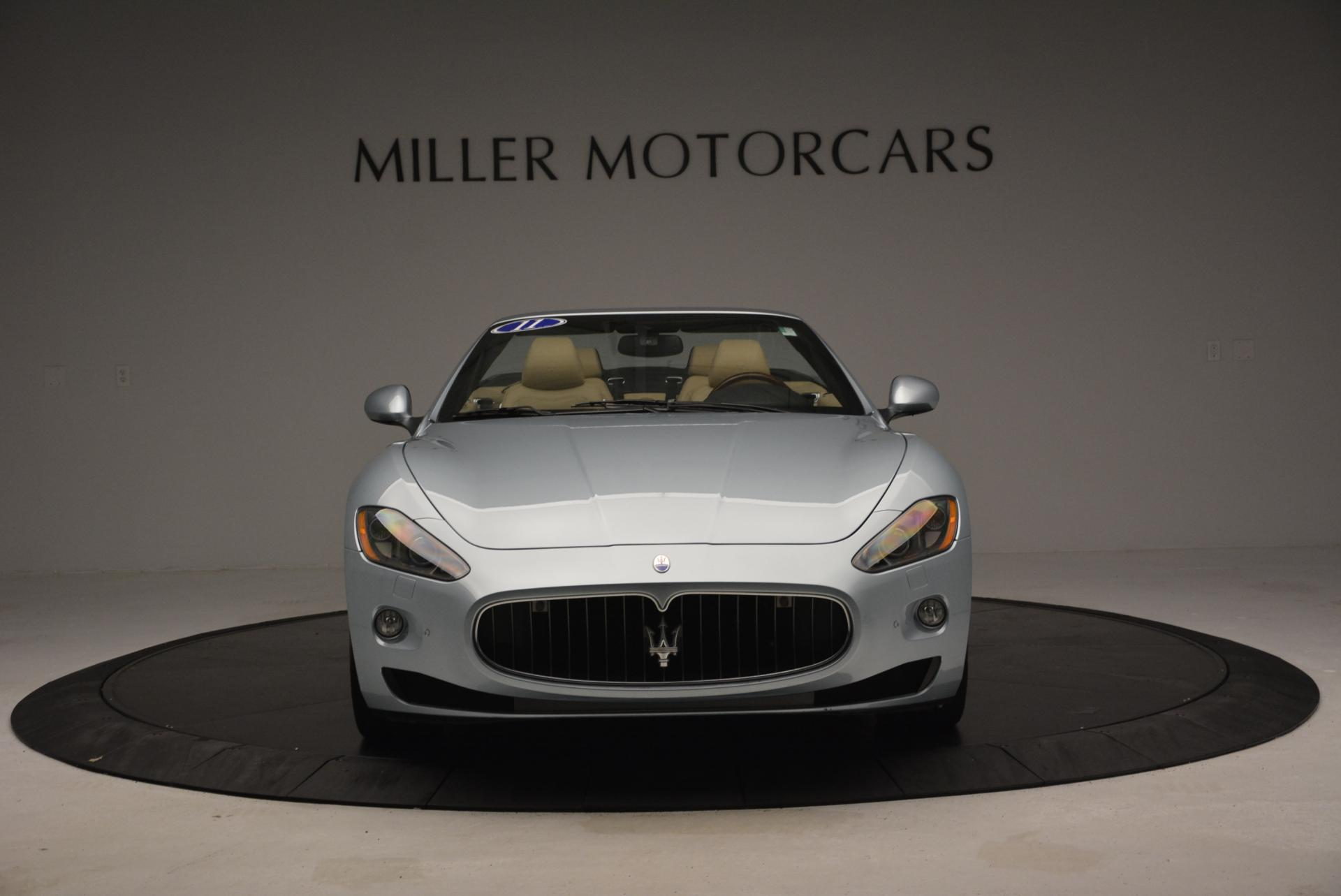 Used 2011 Maserati GranTurismo  For Sale In Westport, CT 45_p12