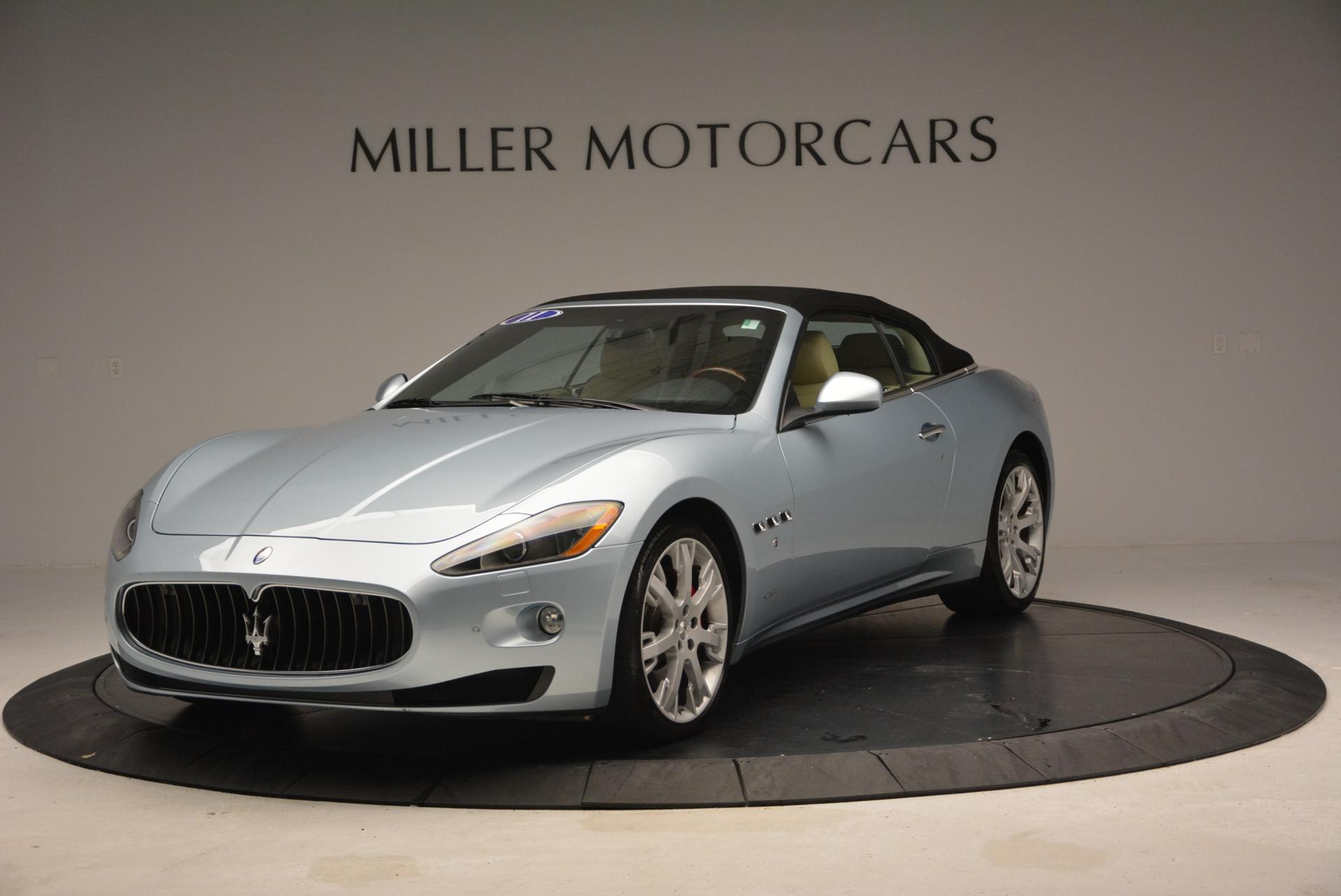 Used 2011 Maserati GranTurismo  For Sale In Westport, CT 45_p13