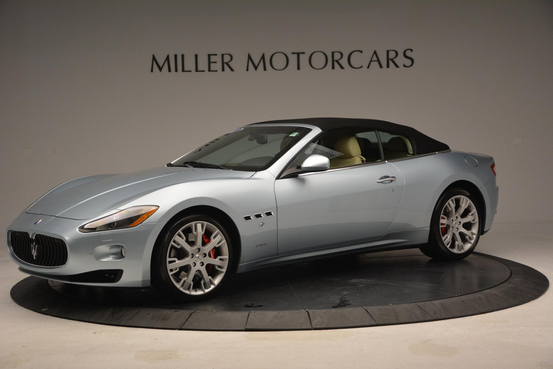 Used 2011 Maserati GranTurismo  For Sale In Westport, CT 45_p14