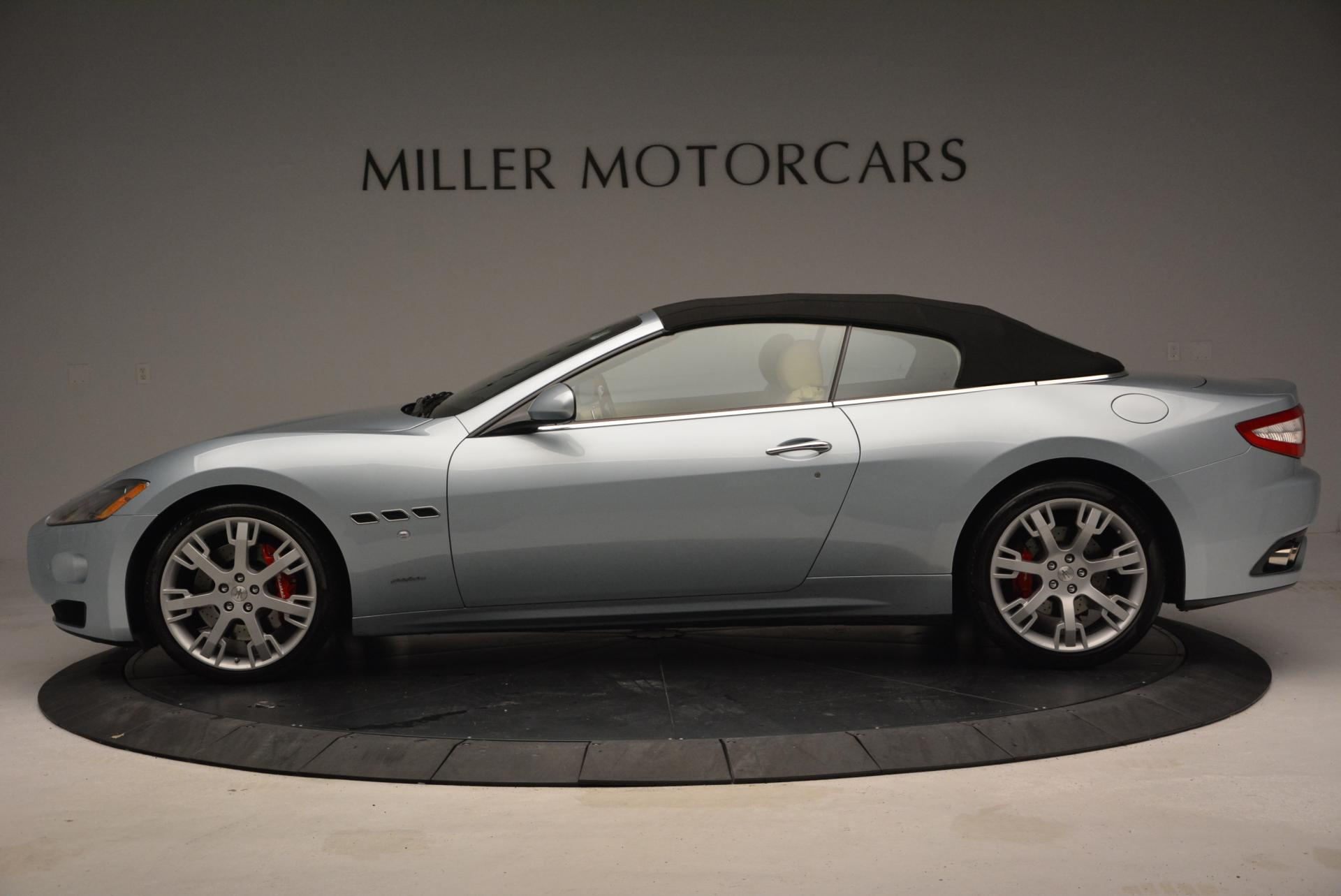 Used 2011 Maserati GranTurismo  For Sale In Westport, CT 45_p15