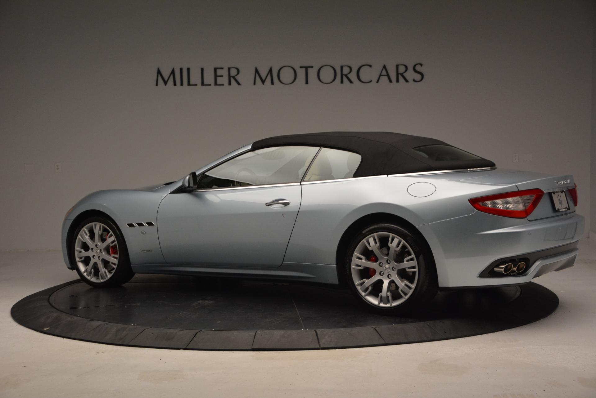 Used 2011 Maserati GranTurismo  For Sale In Westport, CT 45_p16