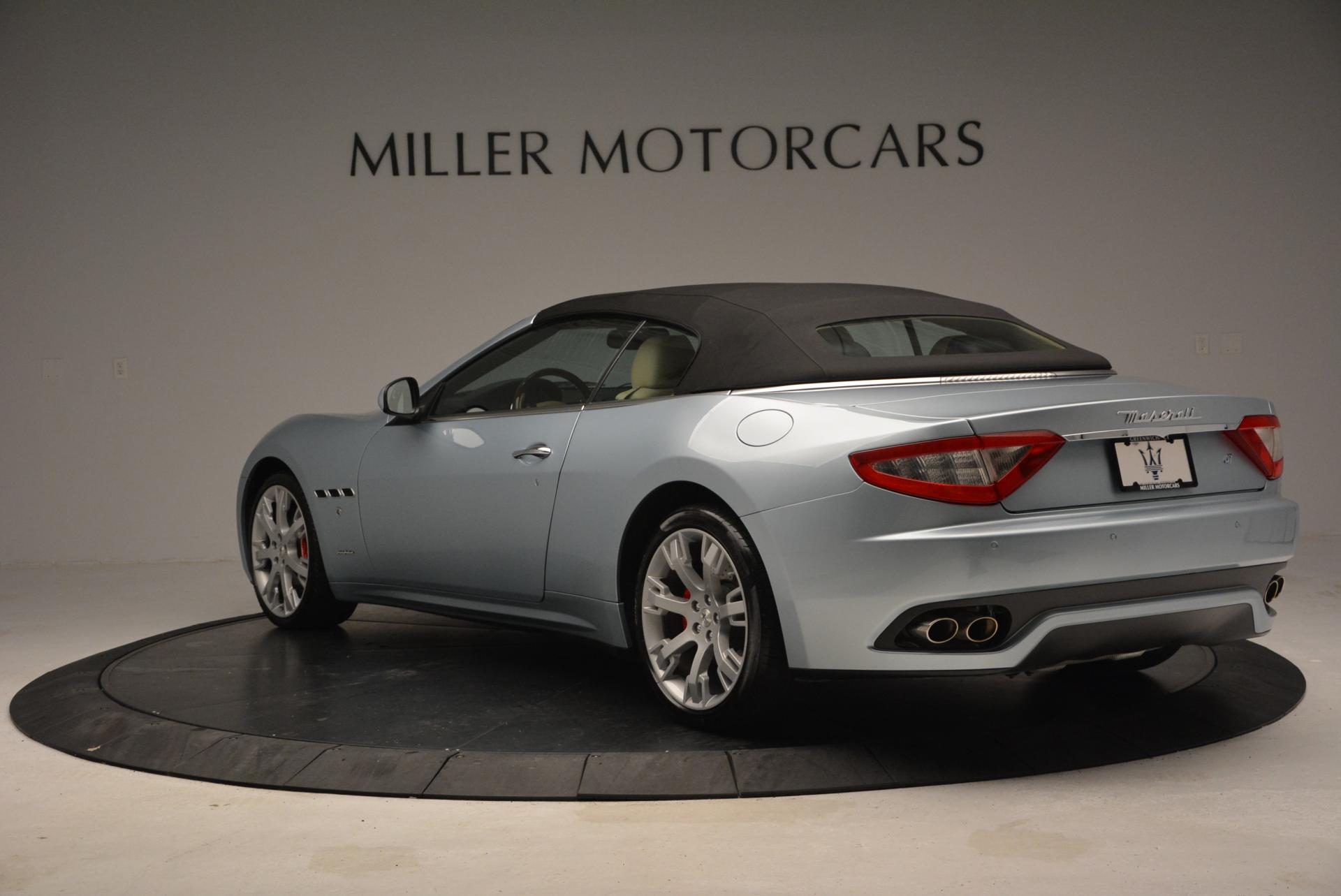Used 2011 Maserati GranTurismo  For Sale In Westport, CT 45_p17