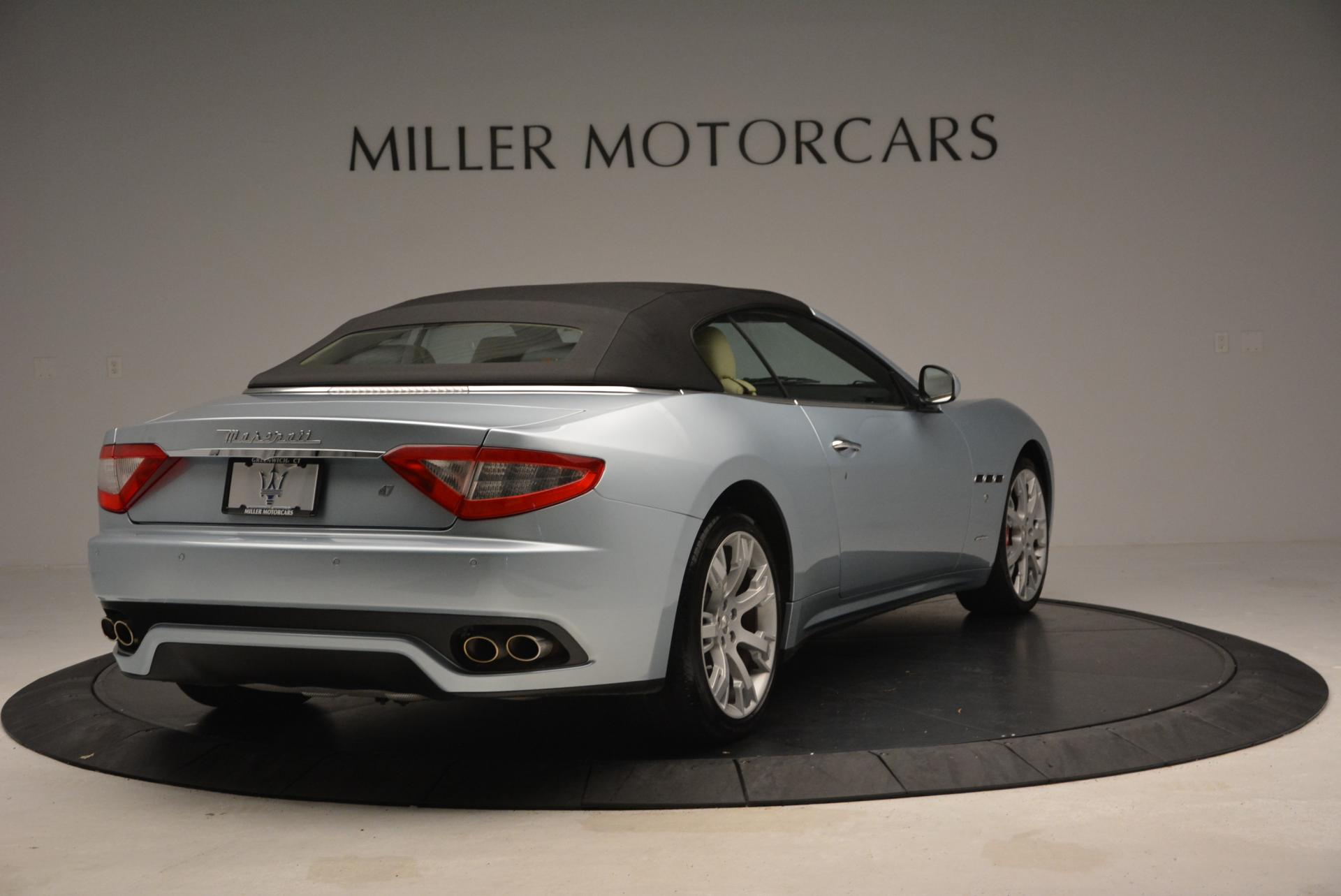 Used 2011 Maserati GranTurismo  For Sale In Westport, CT 45_p19