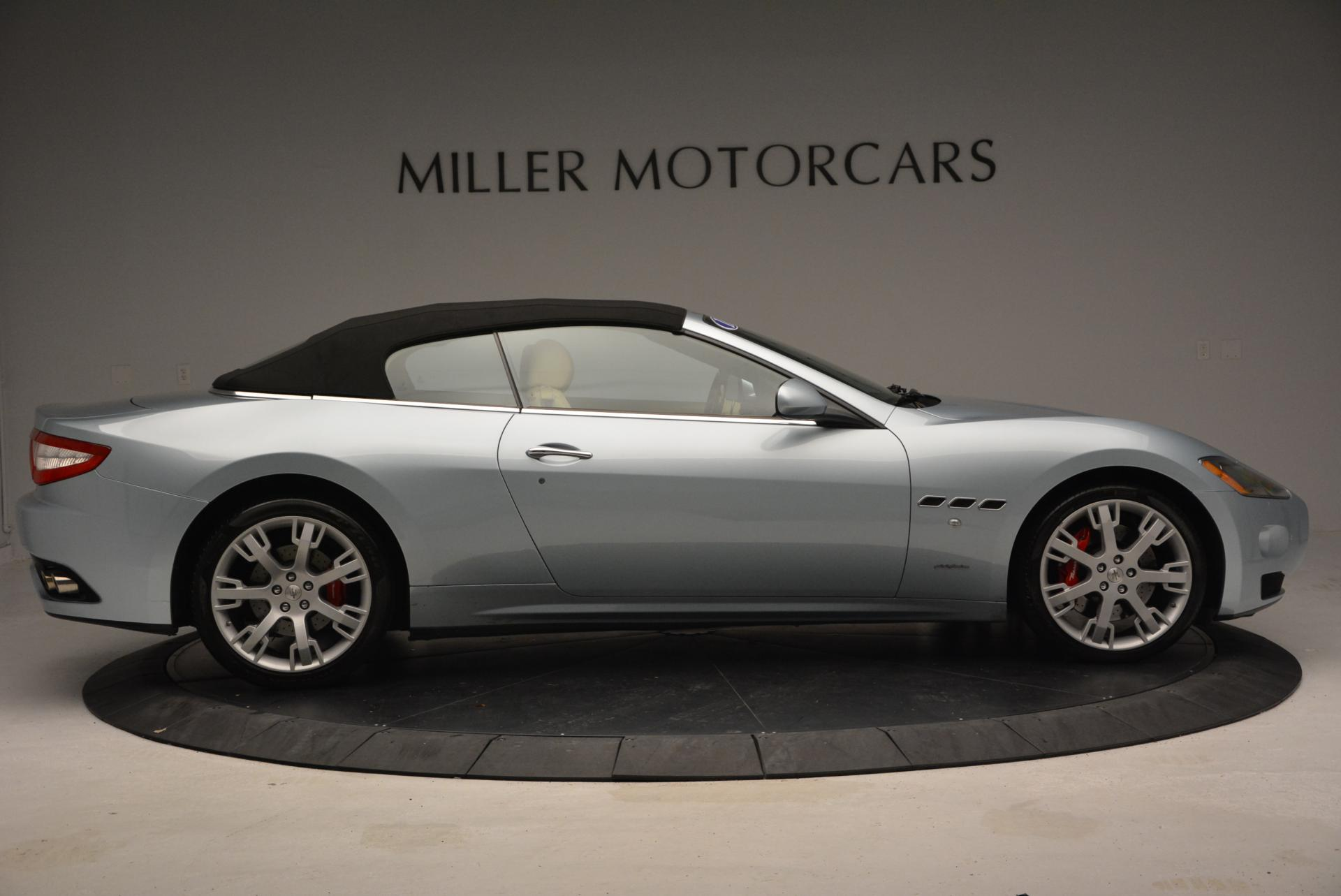 Used 2011 Maserati GranTurismo  For Sale In Westport, CT 45_p21