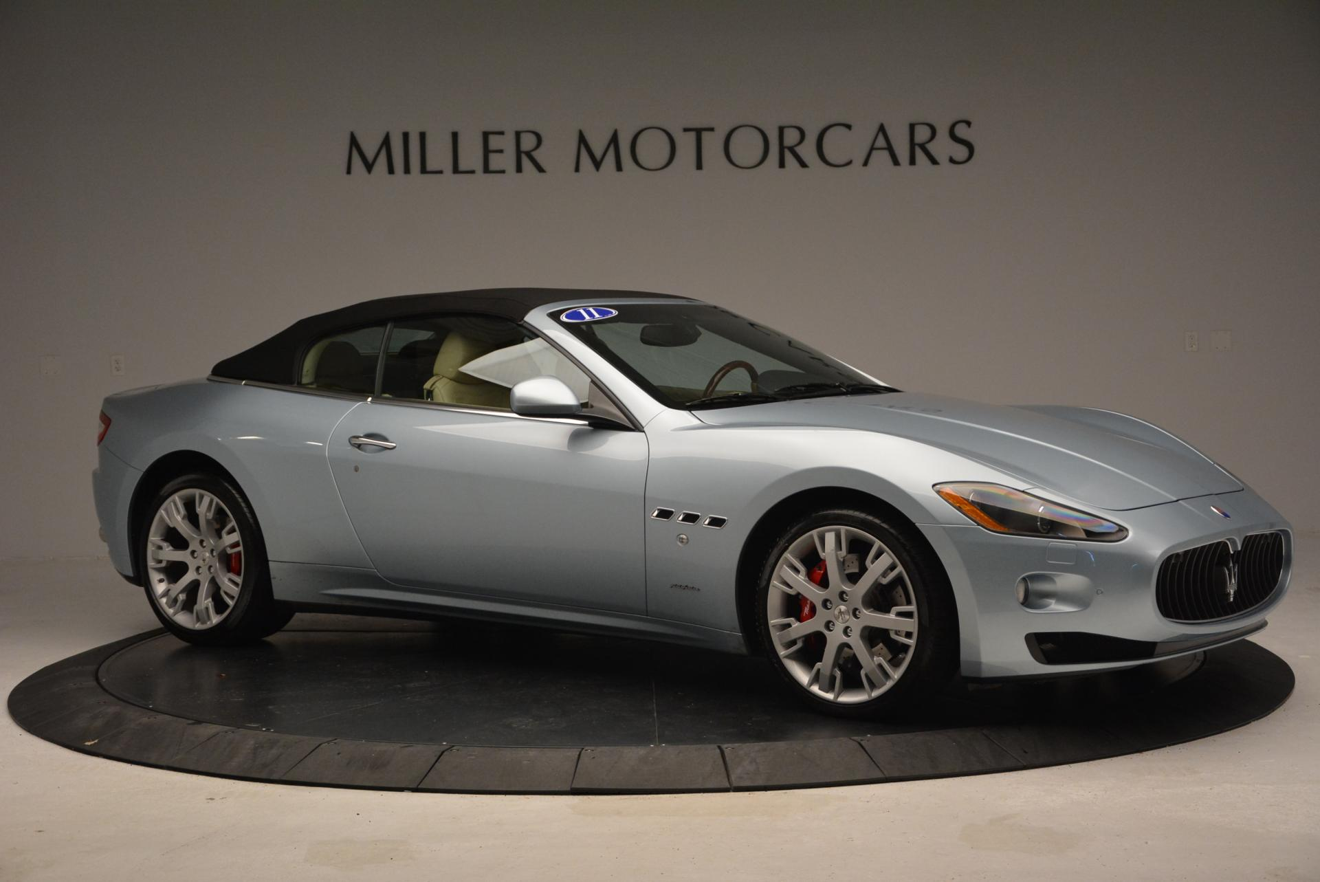 Used 2011 Maserati GranTurismo  For Sale In Westport, CT 45_p22