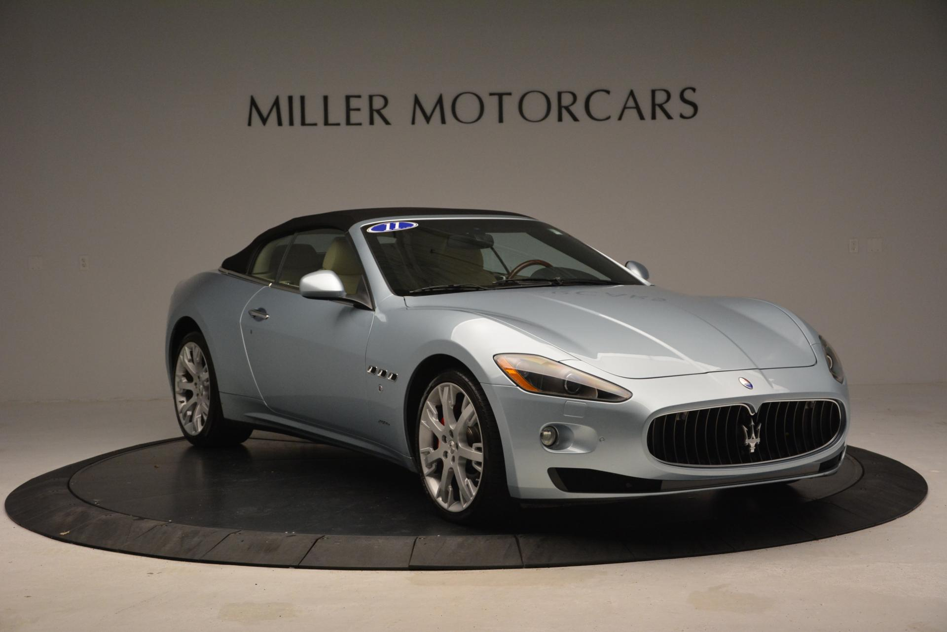 Used 2011 Maserati GranTurismo  For Sale In Westport, CT 45_p23
